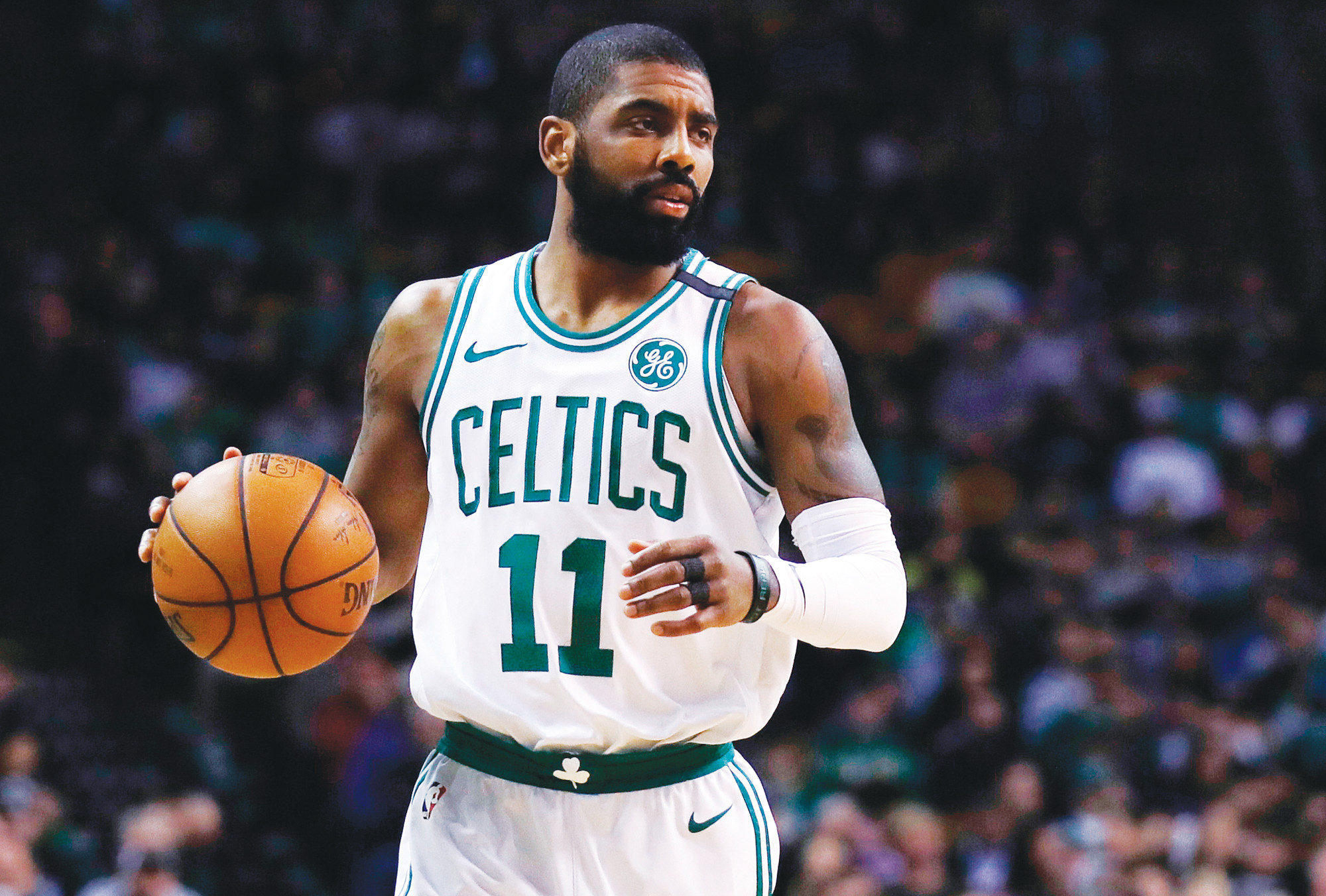 The Boston Celtics and Kyrie Irving