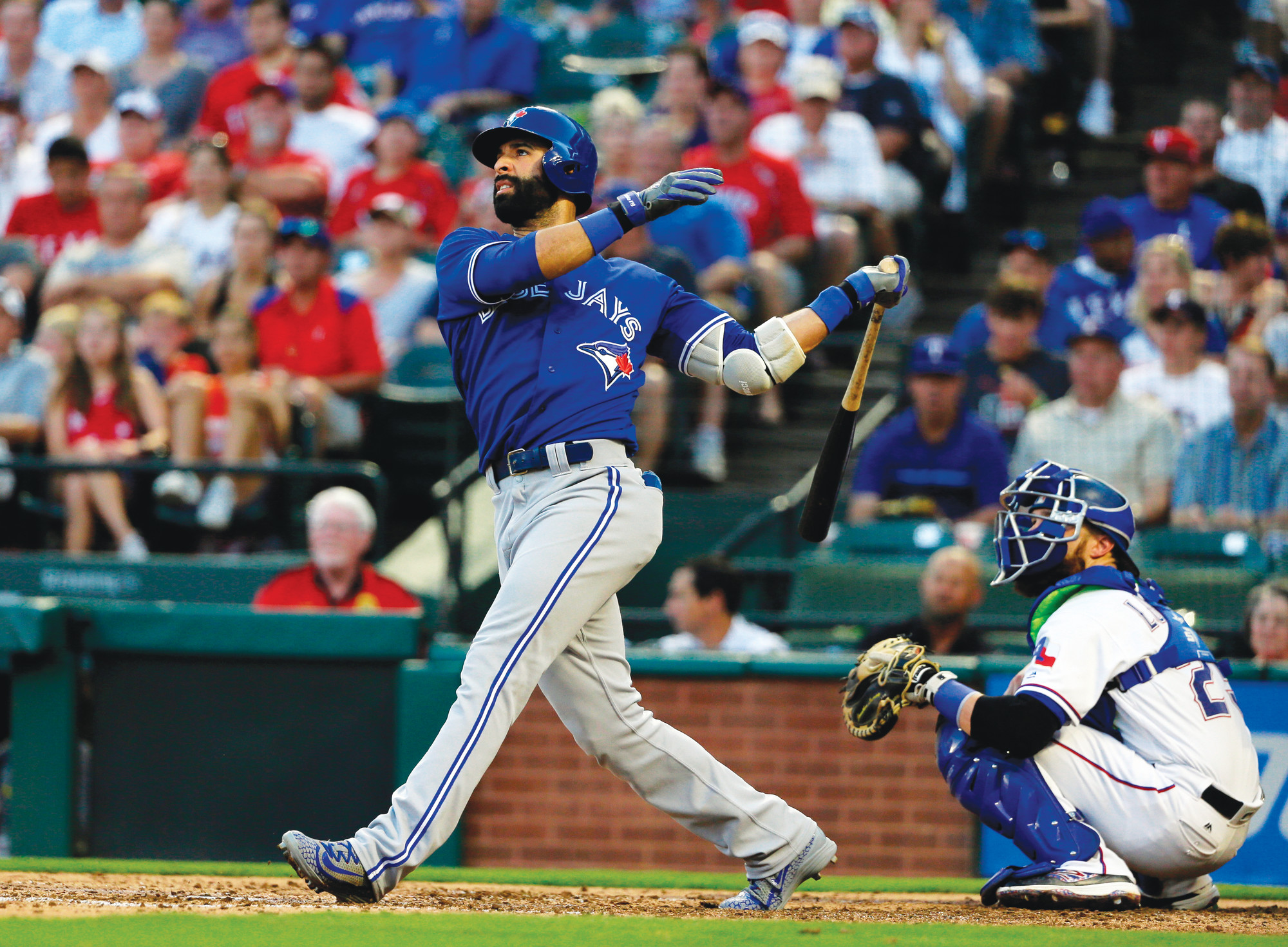 7ec282854e3 Braves sign 6-time all-star Bautista to minor league deal