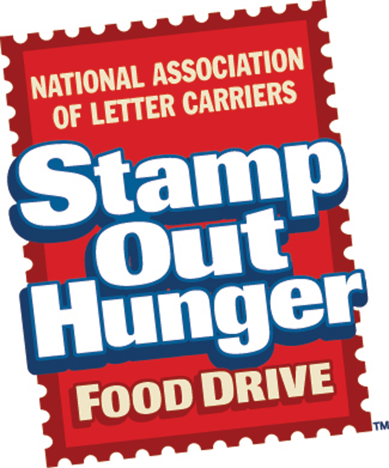 Postal workers will 'Stamp Out Hunger' on Saturday