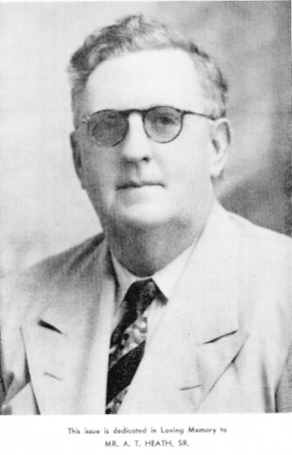 A.T. HEATH SR.