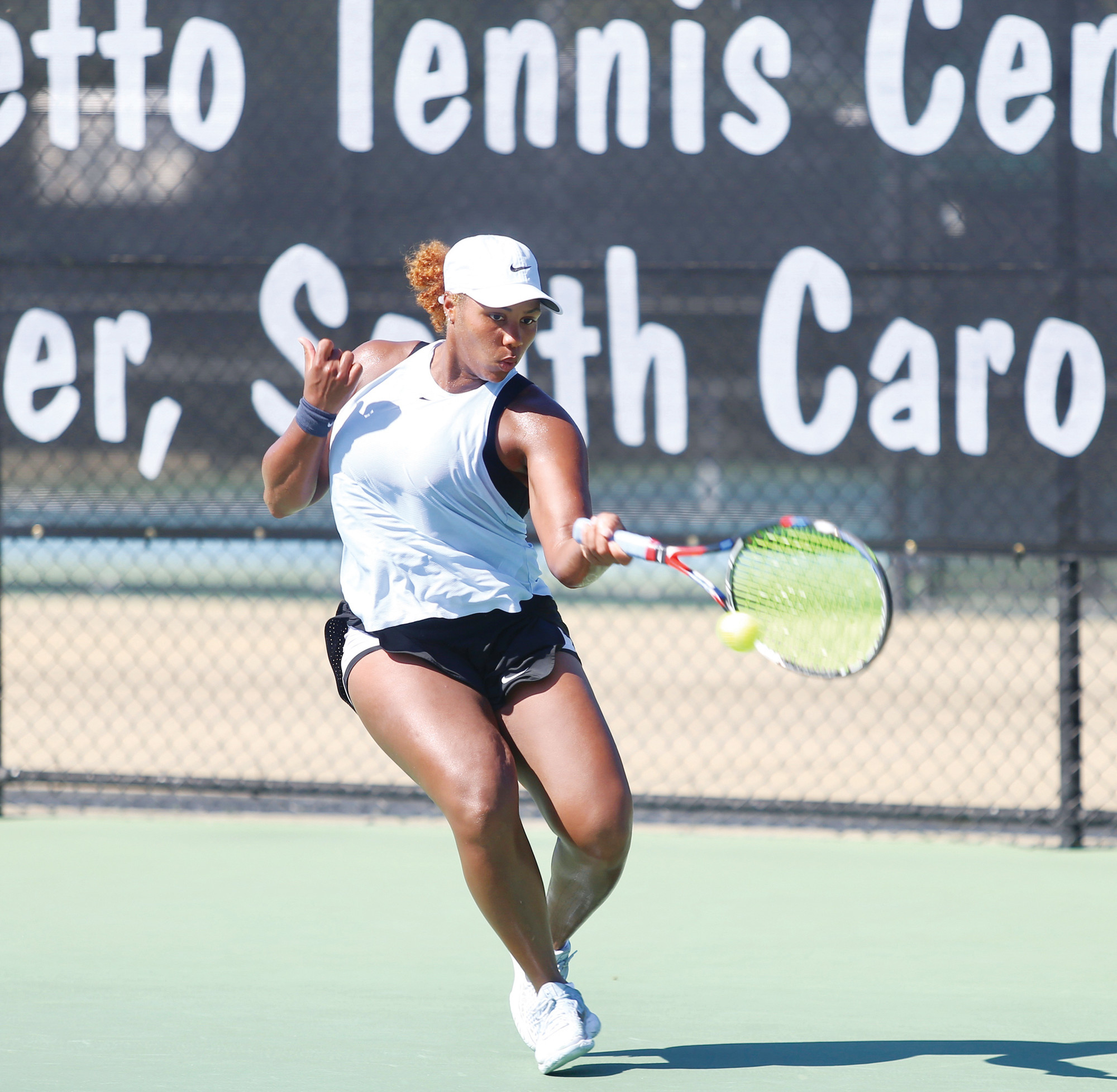 Taylor Townsend, the 71st-ranked professional women's tennis player in the world, is the top seed for the Palmetto Pro Open, which gets underway today with qualifying at the Palmetto Tennis Center.