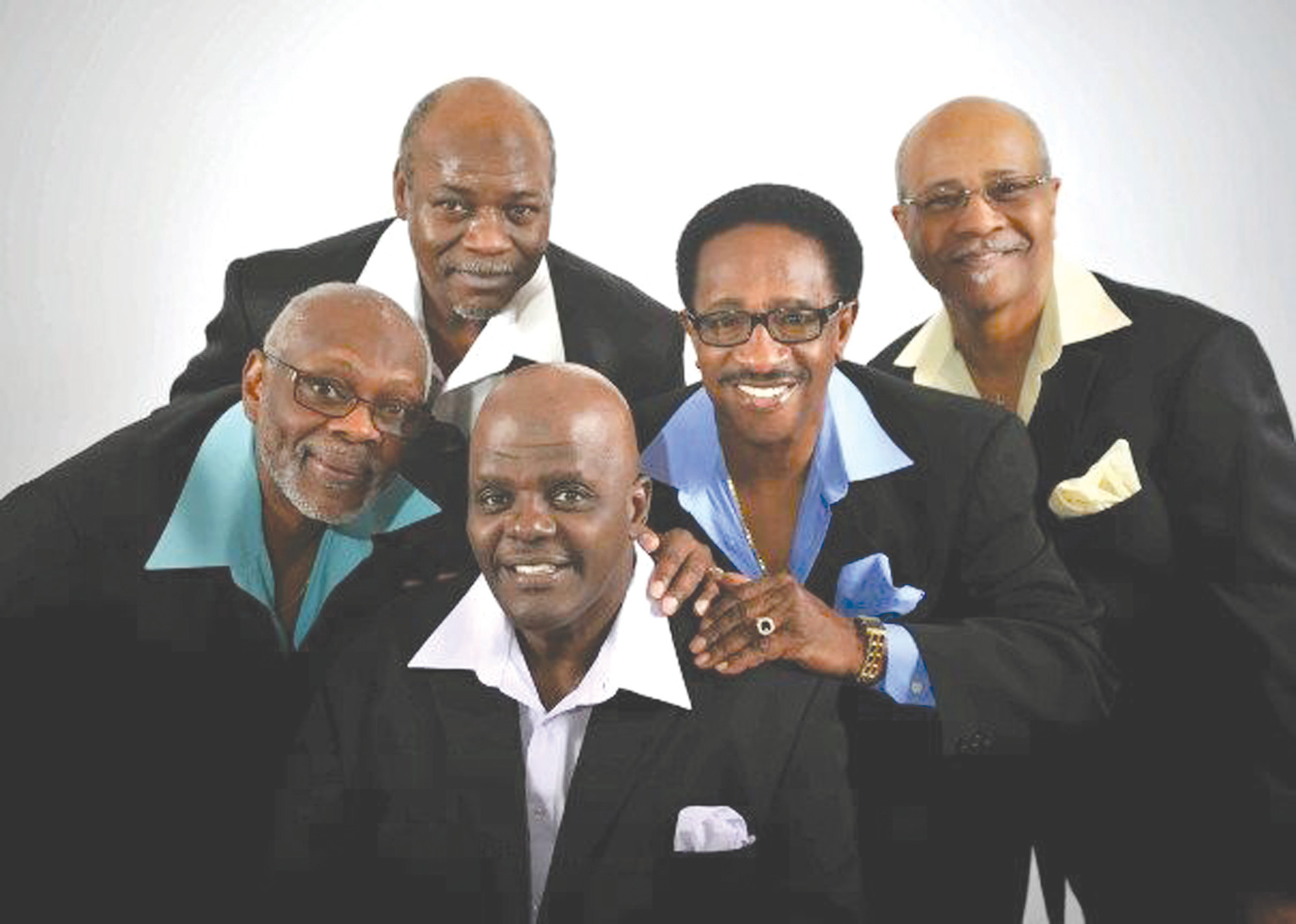 Making a Difference, celebrating The Whispers R&B group, will face off with The Whispers as The Temptations during Saturday's Motown show.