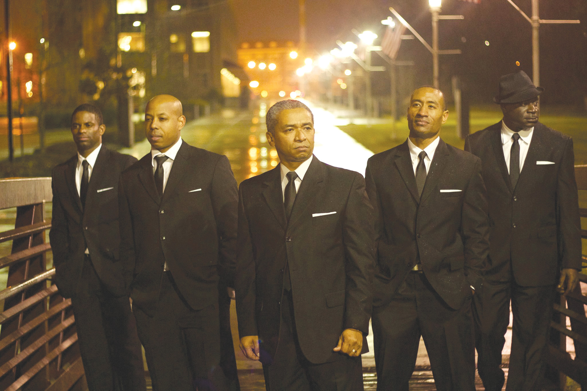 Sandhill Soul Crooners will pay tribute to several R&B groups in Saturday's Kings & Queen of Motown Tribute Tour at Patriot Hall on Saturday.