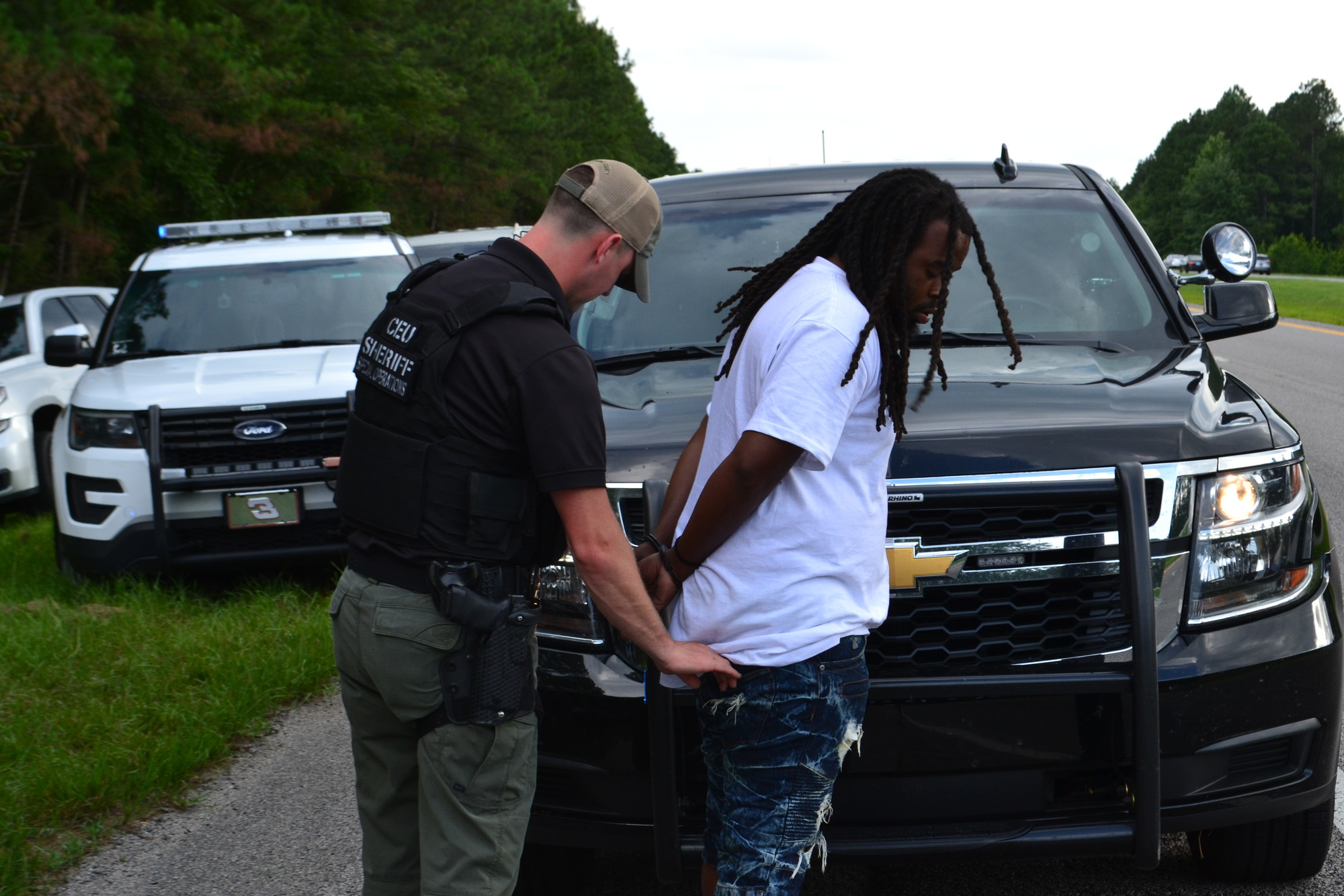 Sumter deputies lead massive multi-agency I-95 sweep that