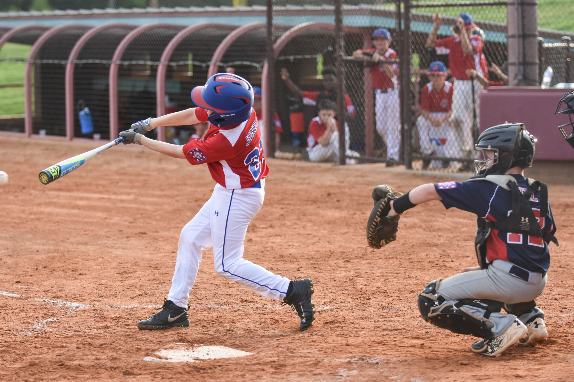National beats American 9-6 in 9-10 Dixie Youth district tournament