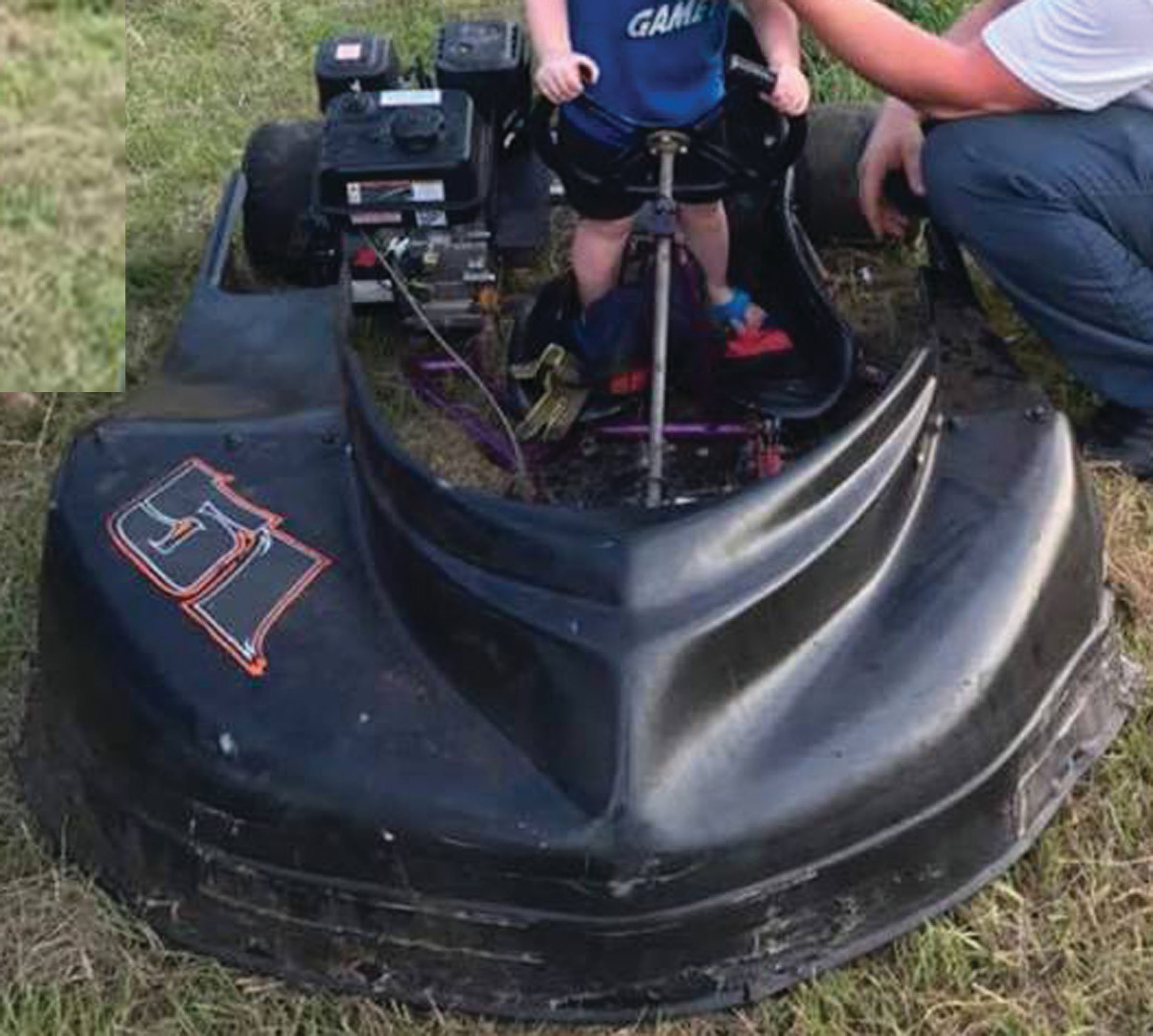 Three go-carts were stolen on July 2 from 1270 Epps Road.