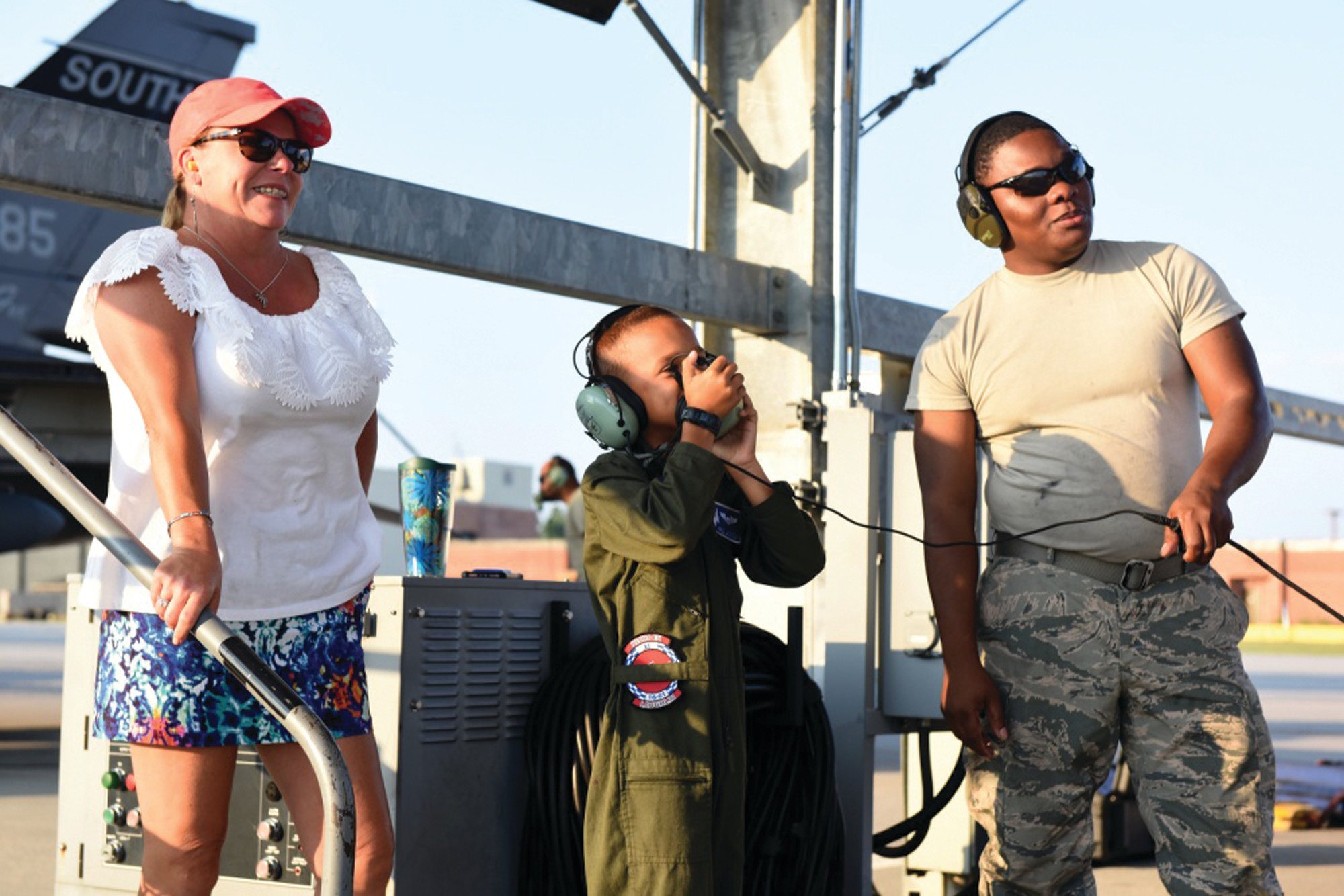 169th Fighter Wing deploys about 300 to Southwest Asia | The Sumter Item