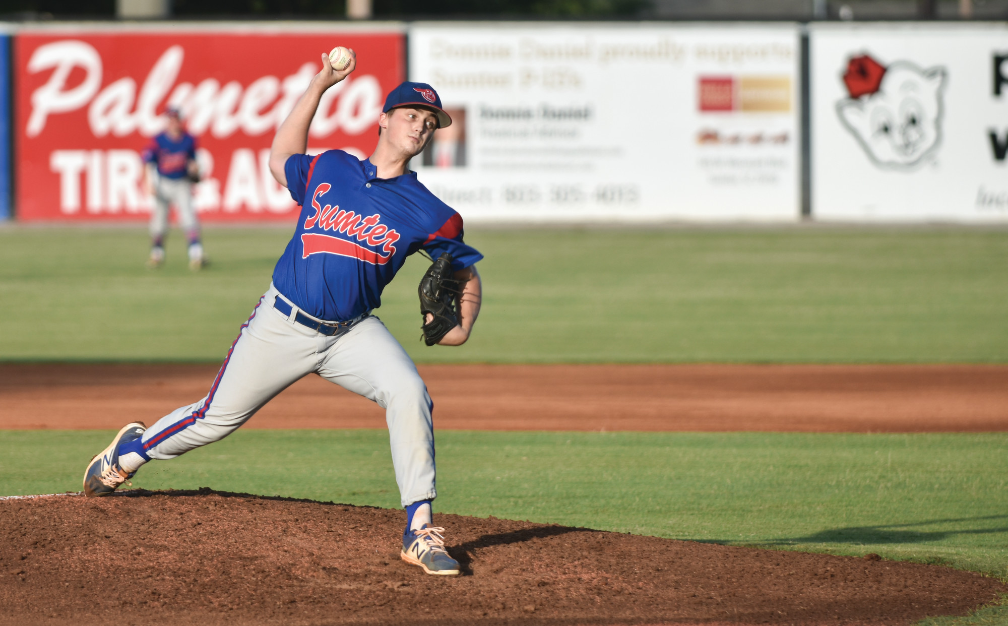 Sumter's Lathan Todd may get the call in the P-15's opening game in the American Legion Southeast Region Tournament against Alabama state champion Troy Post 70 today in Asheboro, North Carolina. The game is scheduled start around noon.