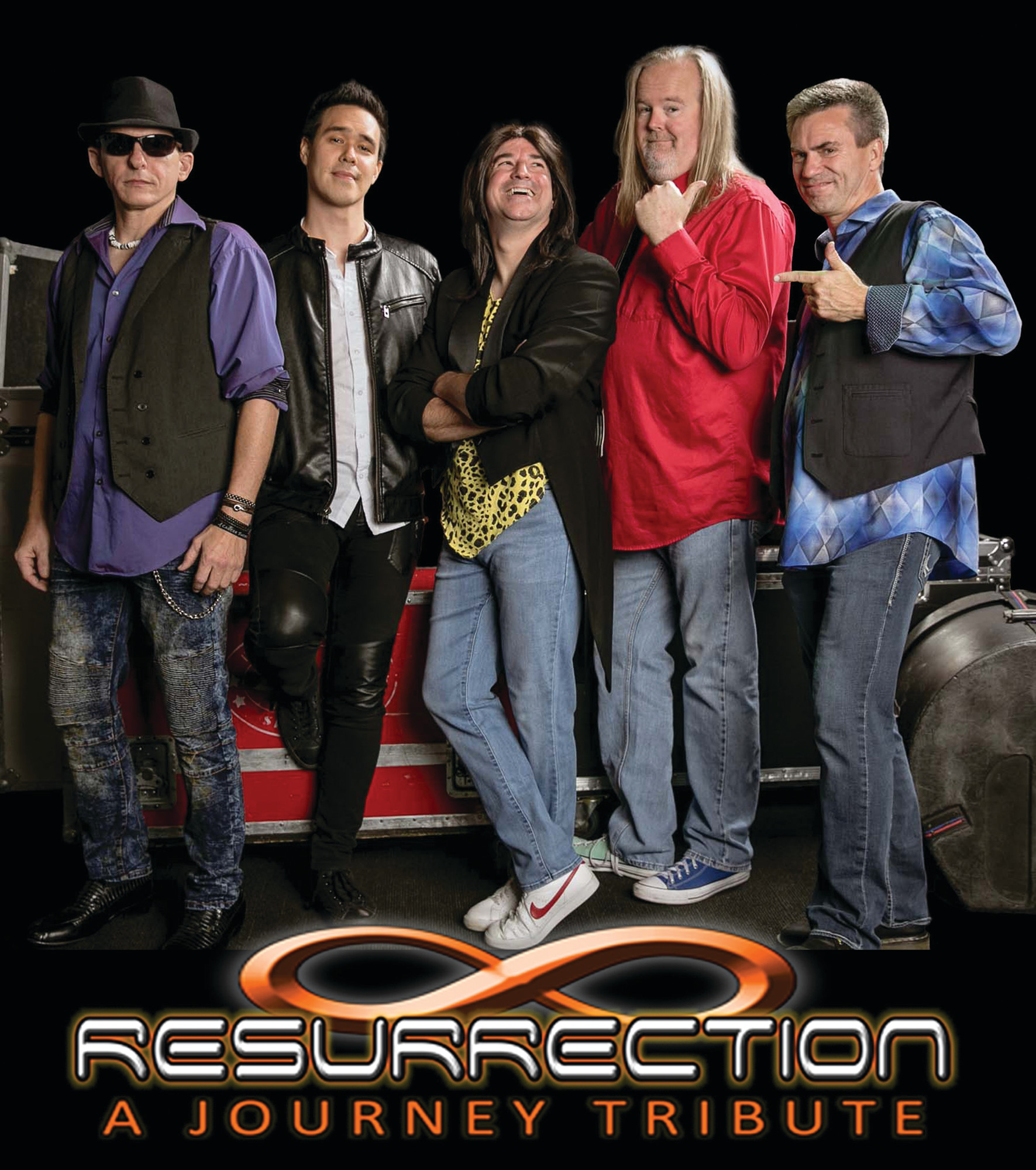 "PHOTO PROVIDEDJourney tribute band Resurrection will be in concert at 7:30 p.m. Saturday, Aug. 18, at the Sumter Opera House. They have been recognized by critics and fans as ""the best Journey band that's not Journey."""