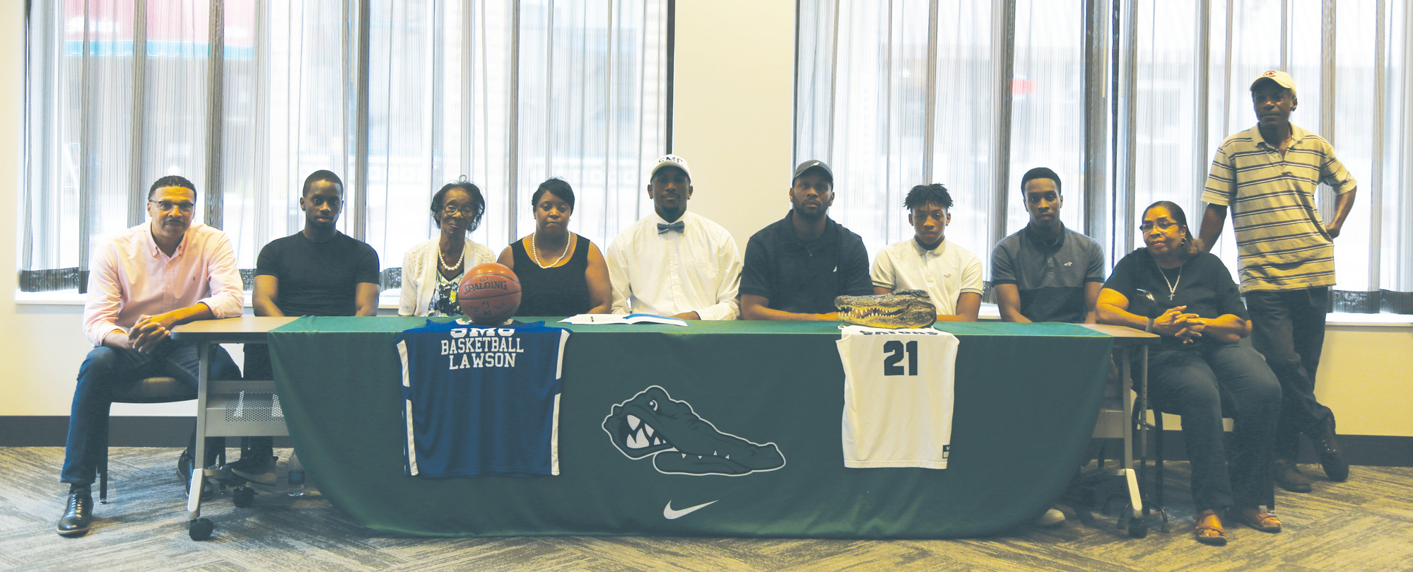Lakewood's Lawson signs with Spartanburg Methodist College | The