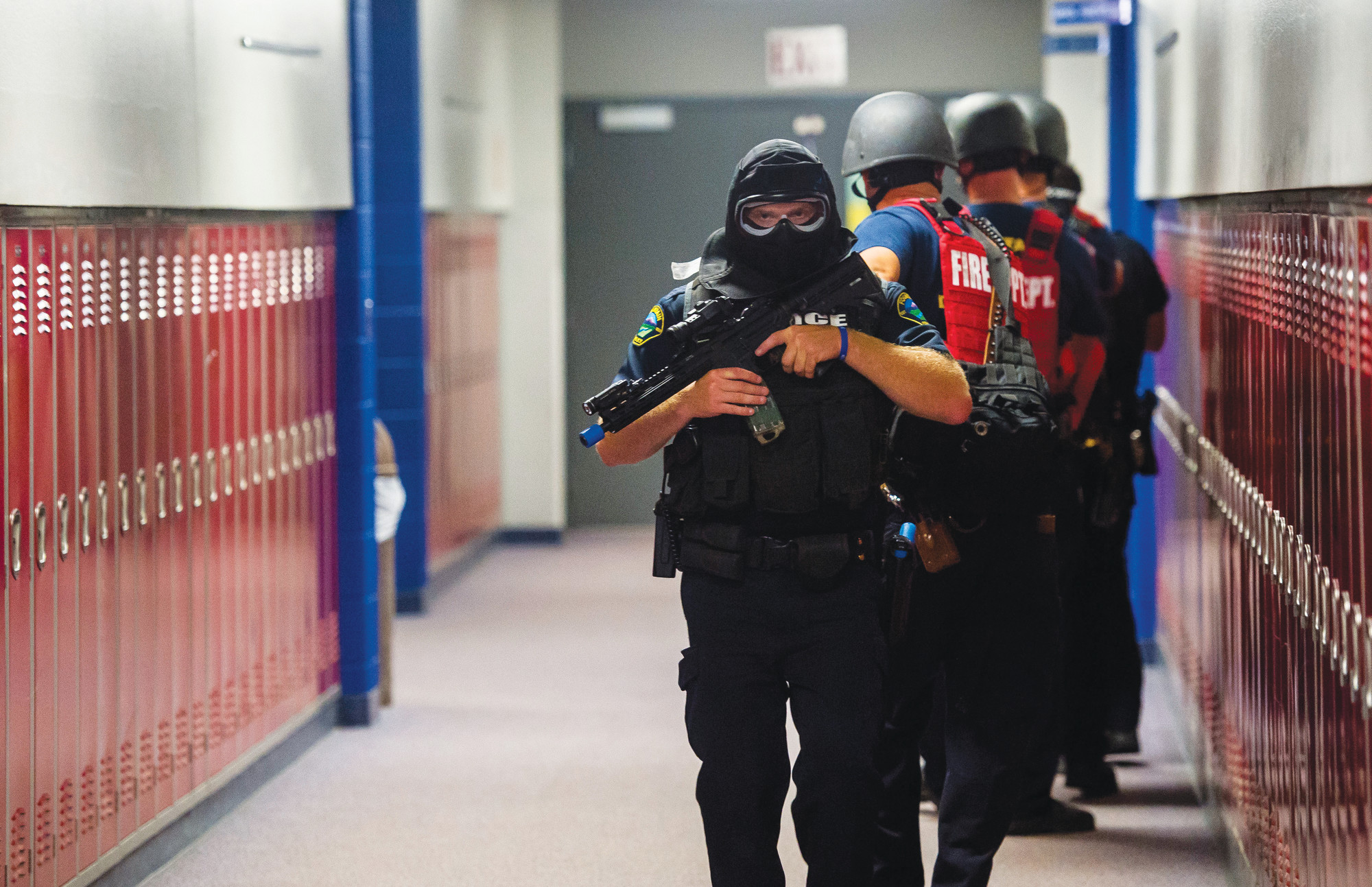 How to Survive an Active Shooter?