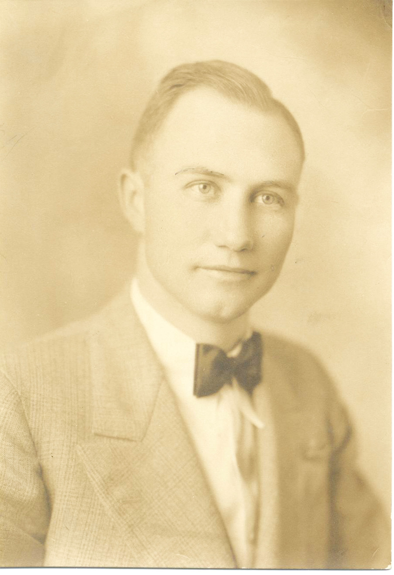 Photo provided by the   s.c. Historical Society  A young Strom Thurmond is shown.