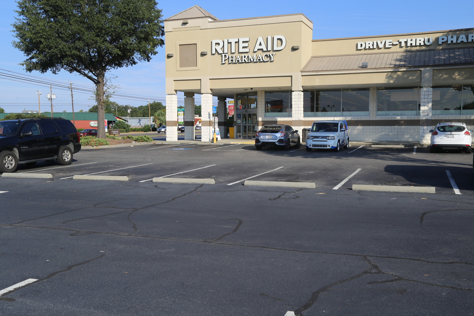 BRUCE MILLS / THE SUMTER ITEMThe pharmacy at Rite Aid, 1077 Broad St. and near Sumter Mall, is set to close Oct. 3. According to a store employee, the general merchandise area will close on or around Oct. 17.