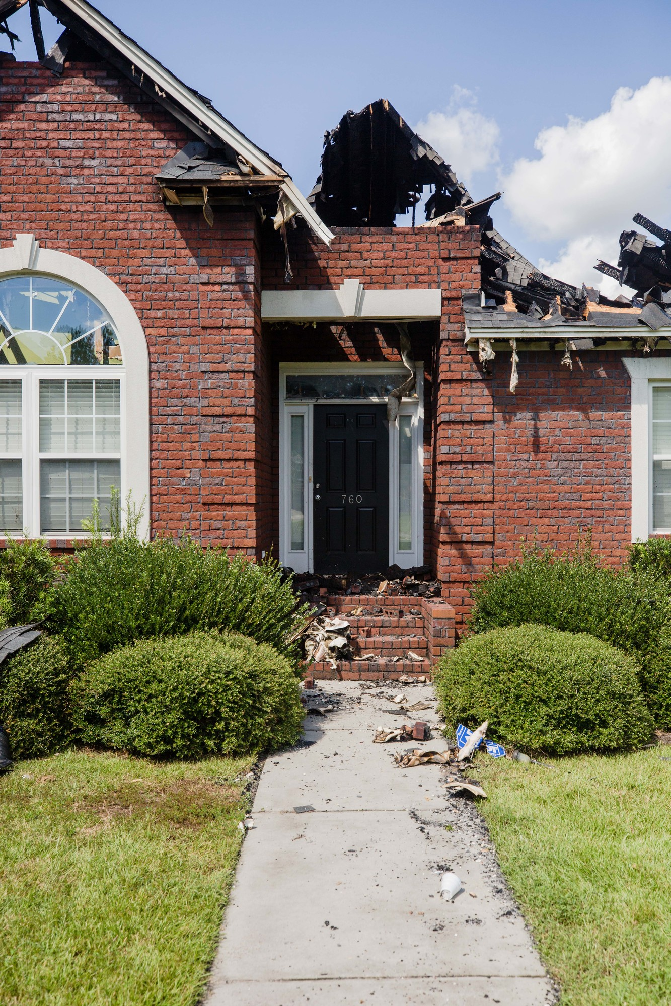 Sumter home destroyed by fire after lightning strike | The Sumter Item