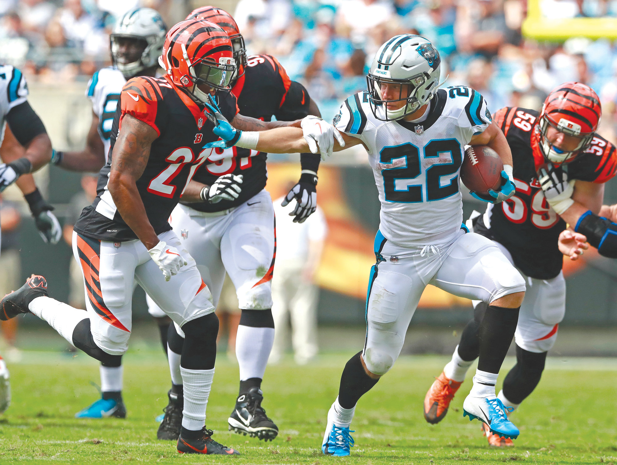 Cincinnati Bengals: 3 Takeaways from Week 3 loss vs. Panthers