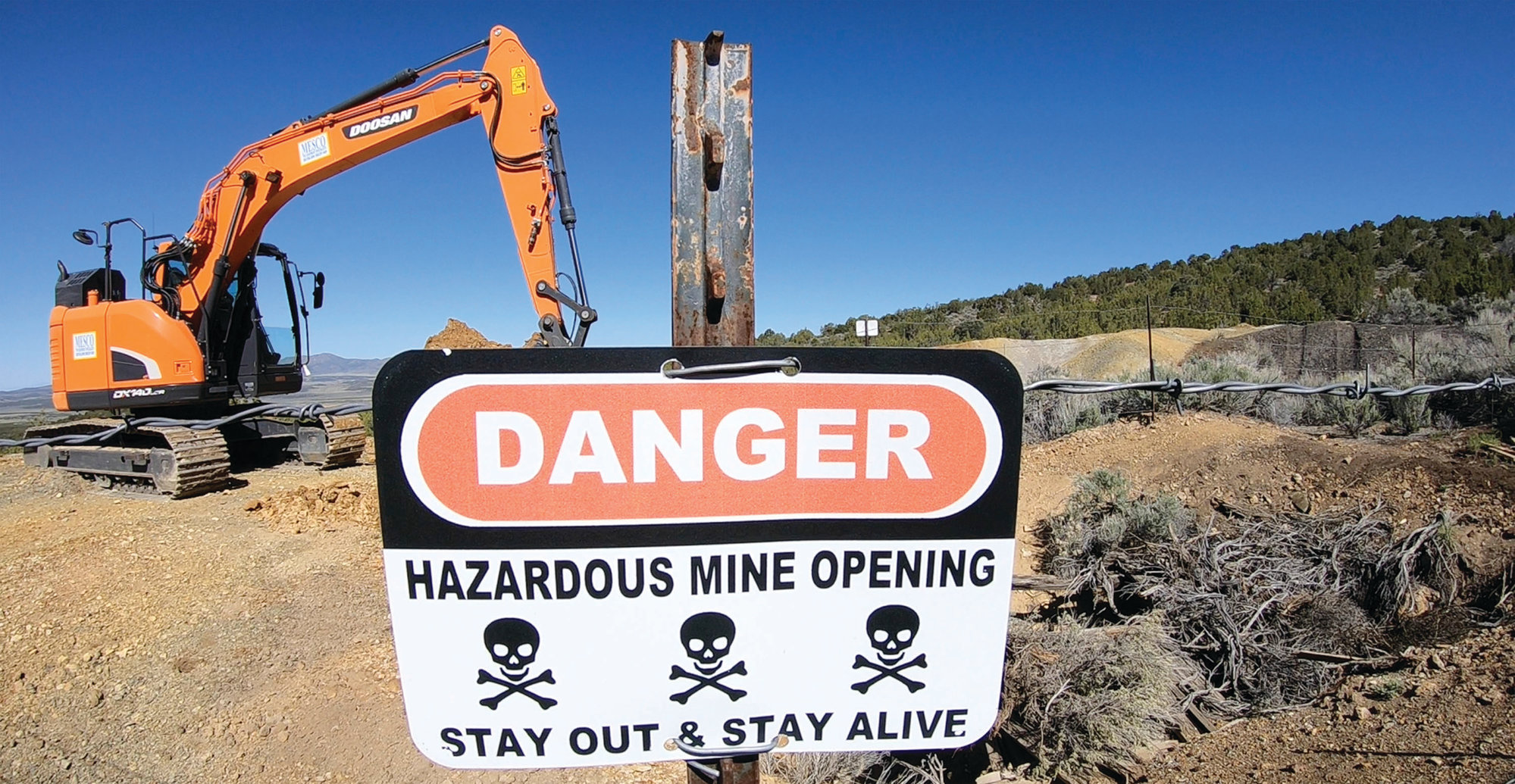 Deaths highlight dangers, draw of U S  West's old mines | The Sumter