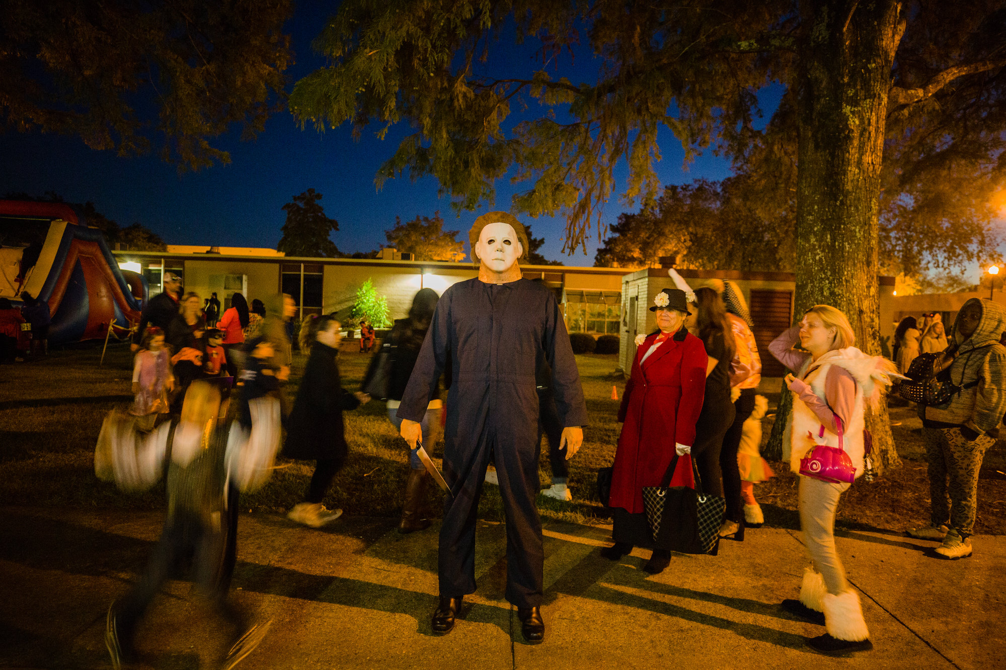 this is halloween at usc sumter's carnival | the sumter item