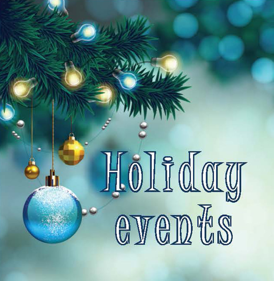 Looking for a local holiday event or