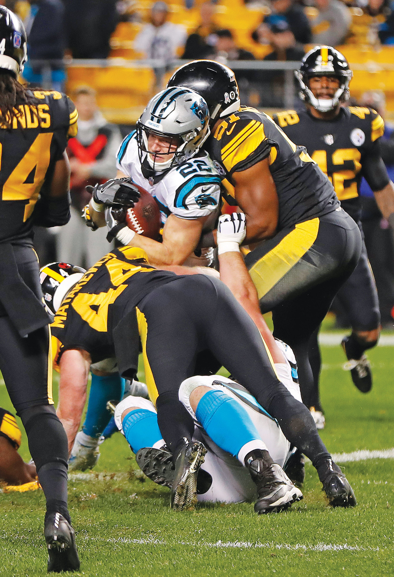 f9d82763d Rivera tells Panthers to get away from football after loss