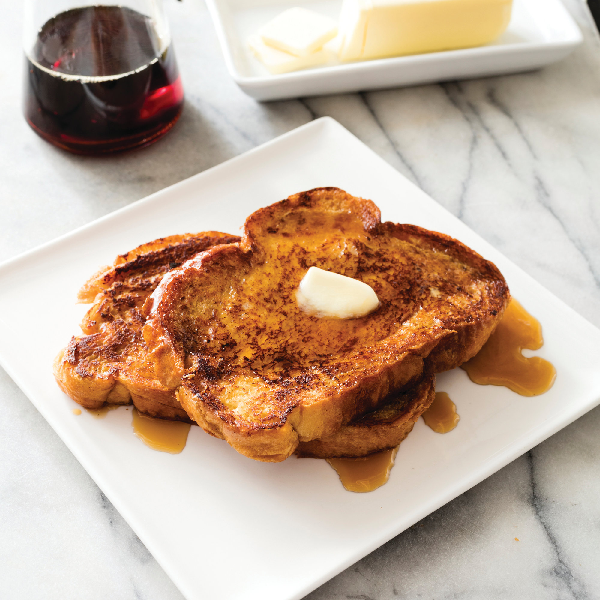 Foolproof French Toast Recipe Yields Crisp Slices The