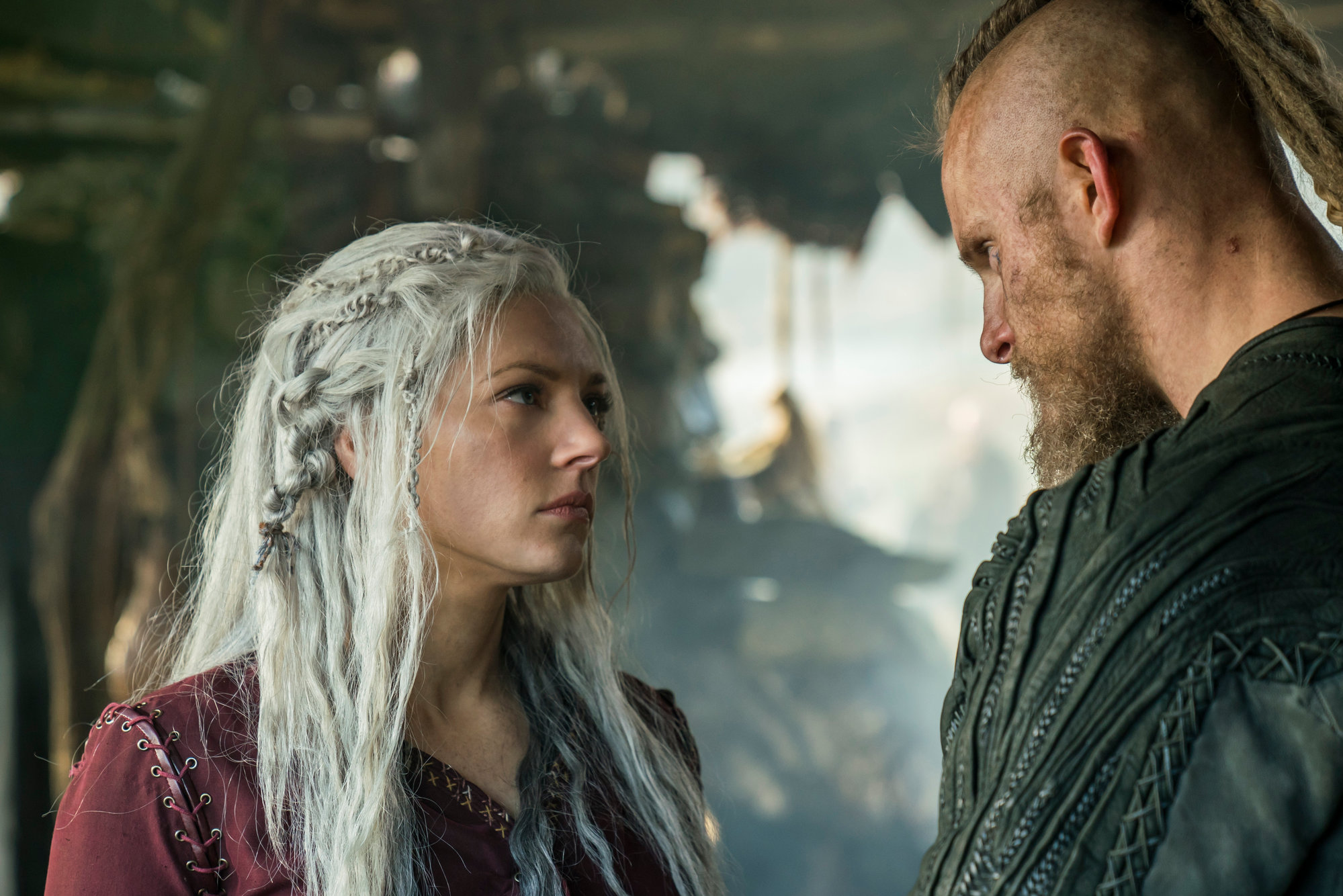Unsteady alliances are formed as 'Vikings' returns | The