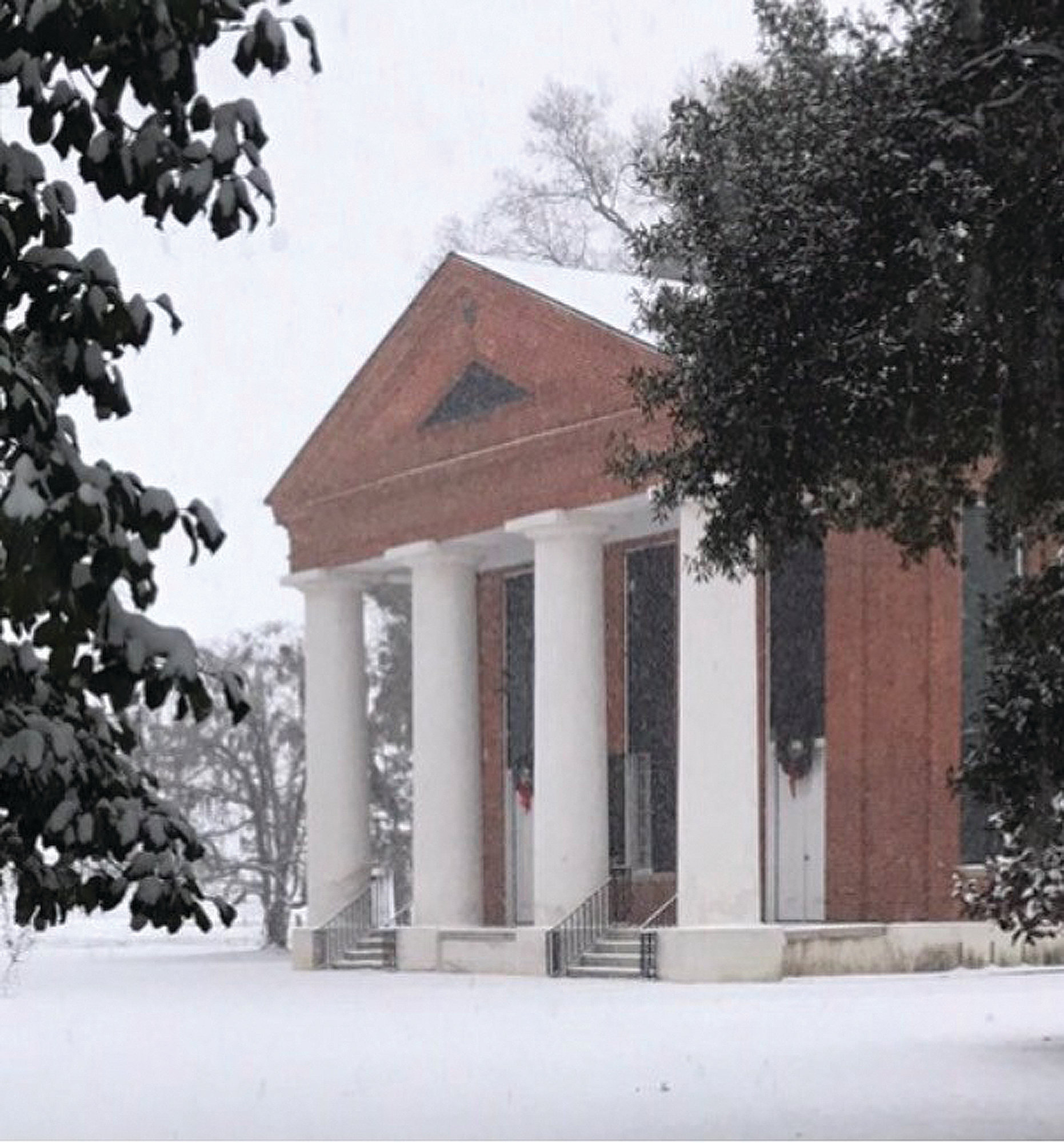 PHOTO PROVIDEDThe congregation of Salem Black River Presbyterian Church invites the public to its service of Lessons and Carols on Sunday, Dec. 16. The church, built in 1846 in the Greek Revival style, is on the National Historic Register. A reception in the Meeting House will follow the 3 p.m. service.