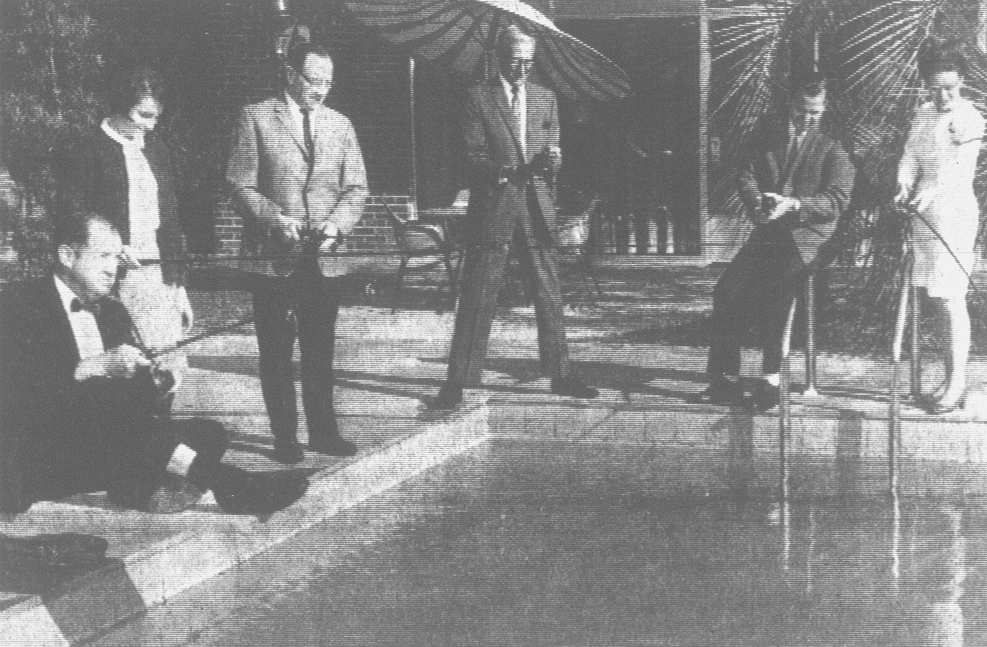 1969 - Pranksters put four catfish in the Sumter Holiday Inn's swimming pool during a weekend in March, and guests and members of the motel's staff went fishing. One of the fish was caught with a dip net, but the other three were not receptive to lures that day.