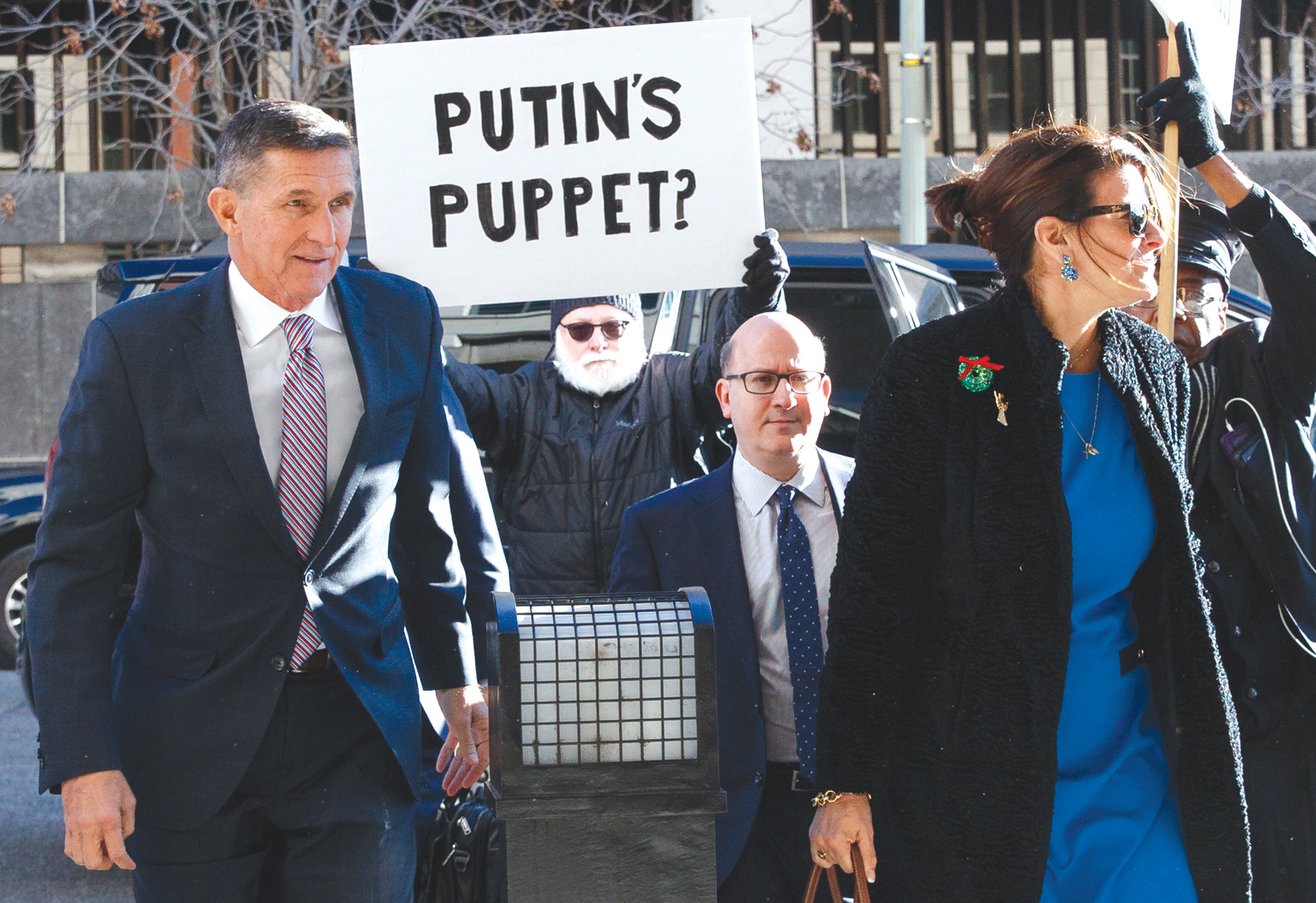 Judge Sullivan to Michael Flynn: 'Arguably, You Sold Your Country Out'