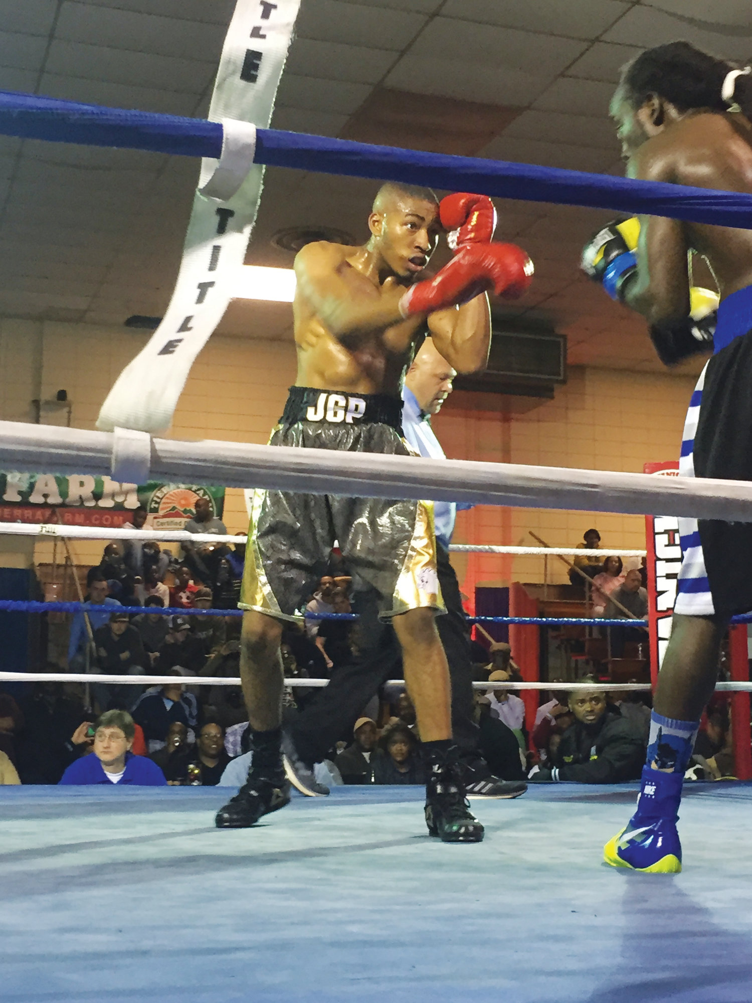 Professional boxing returns to Columbia   The Sumter Item