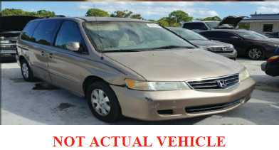 PHOTOS PROVIDEDDeanna Sweat was last seen driving a gold 2003 Honda Odyssey, similar to this one, with S.C. tag PSY 241.