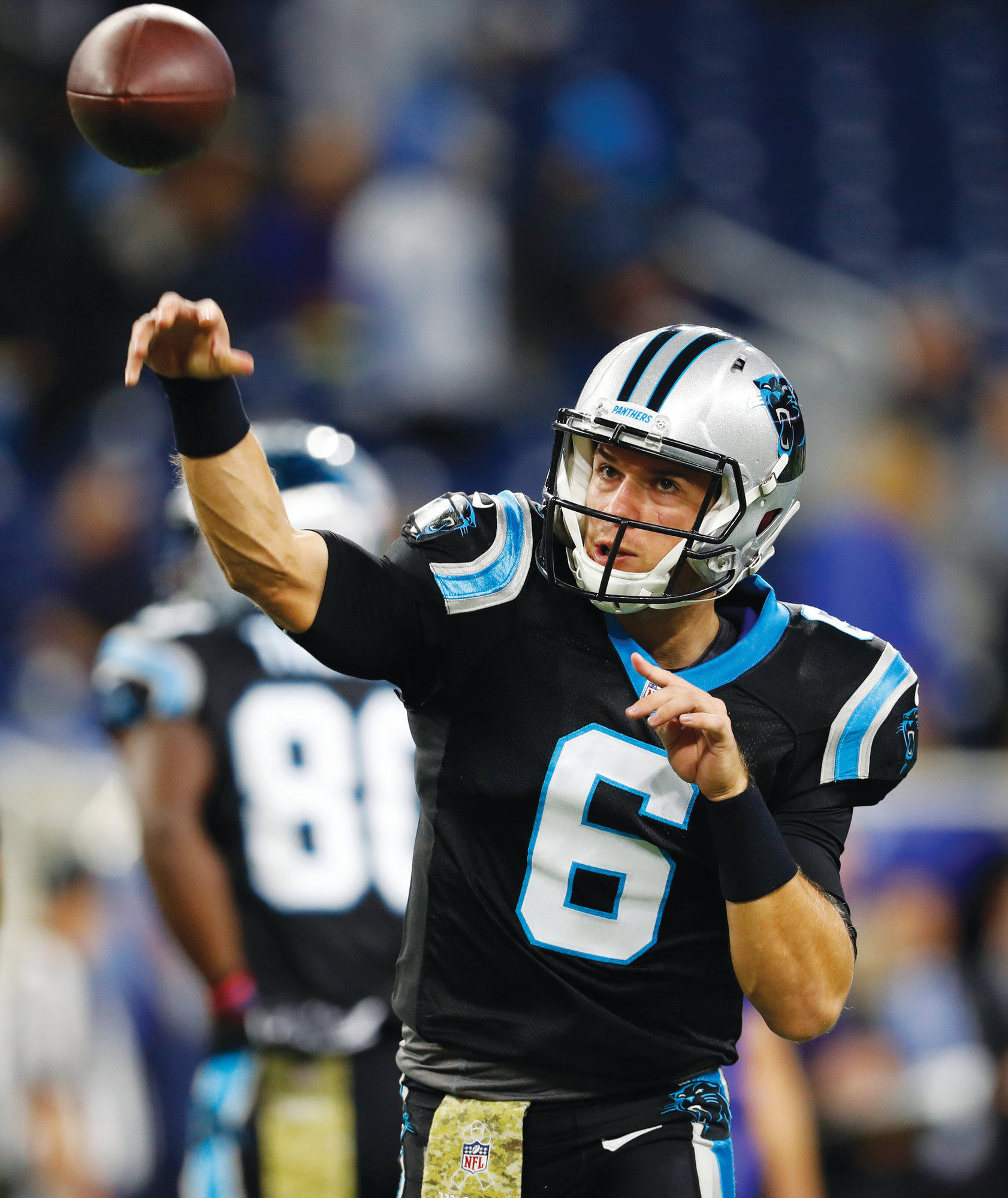 Panthers Qb Heinicke Out To Prove He S No Joke Vs Falcons The Sumter Item