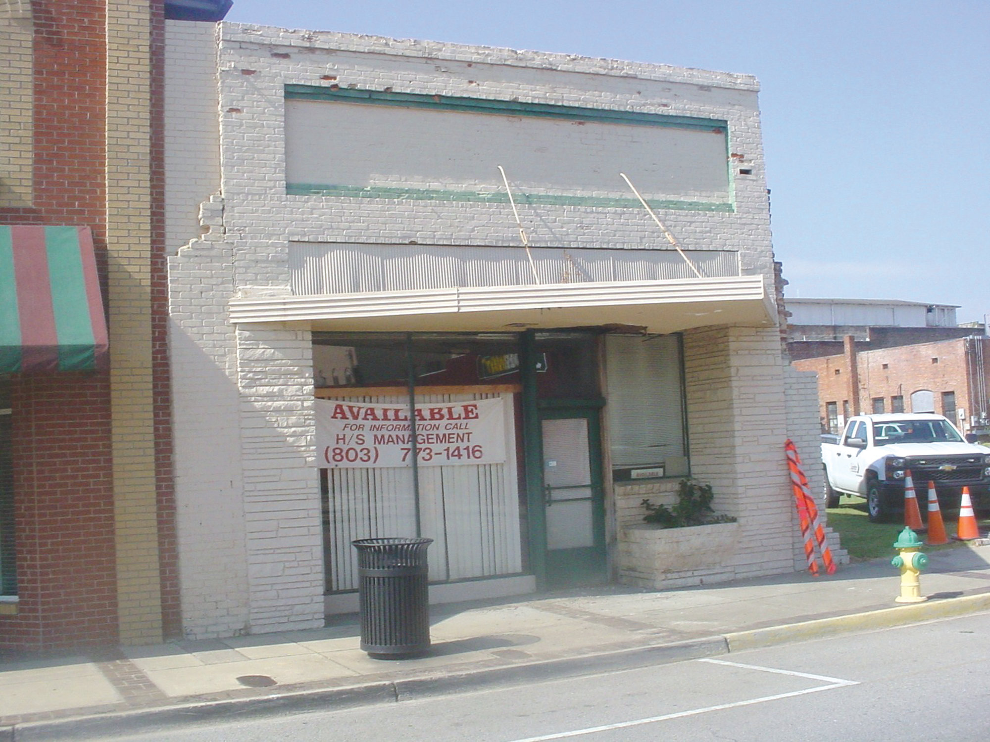 The Rainbow Restaurant, which was formerly located in this building at 16 E. Liberty St. in downtown Sumter, was razed in 2015, and the site is now the home of the Sumter Economic Development Board.