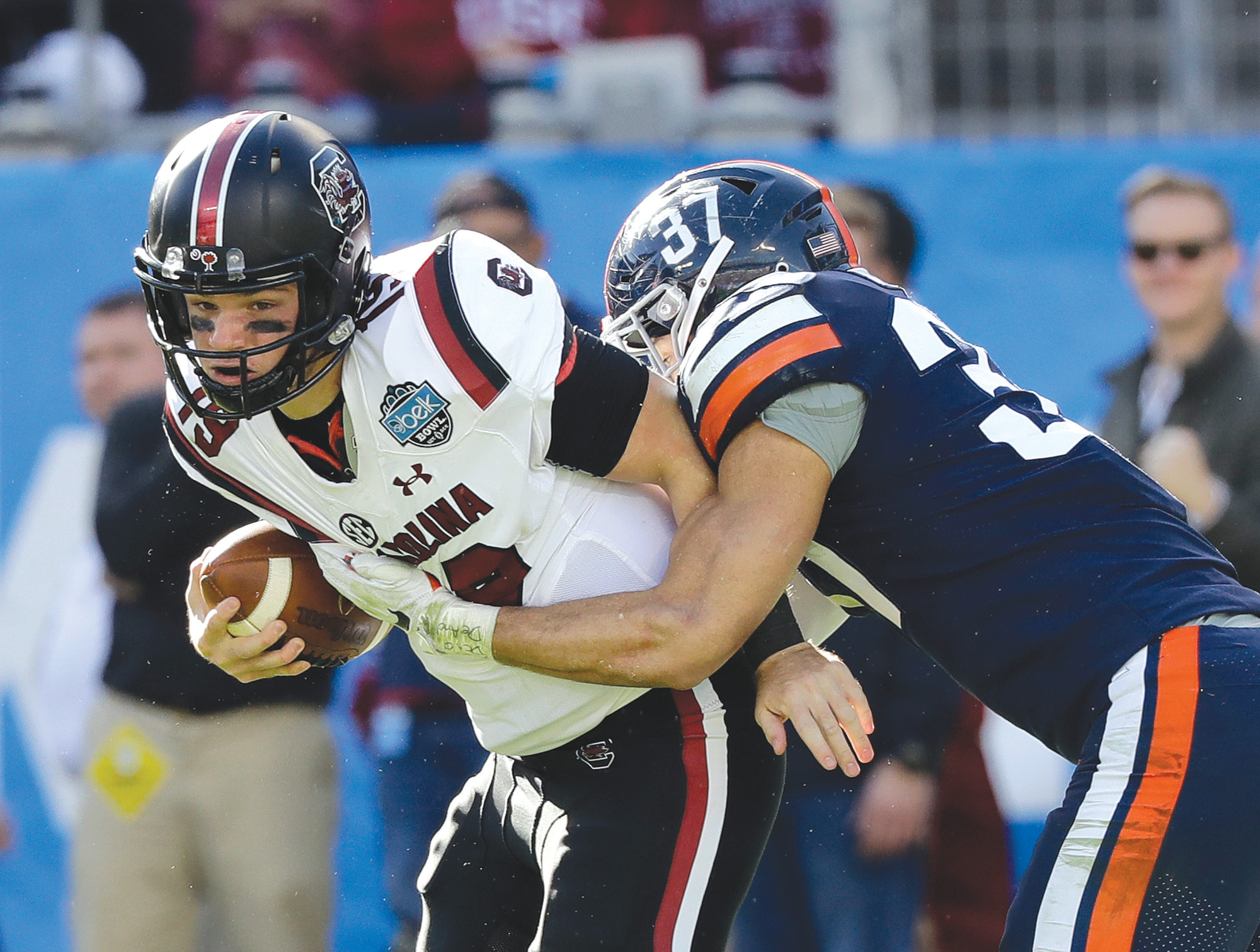 How to Watch the Belk Bowl: Virginia vs