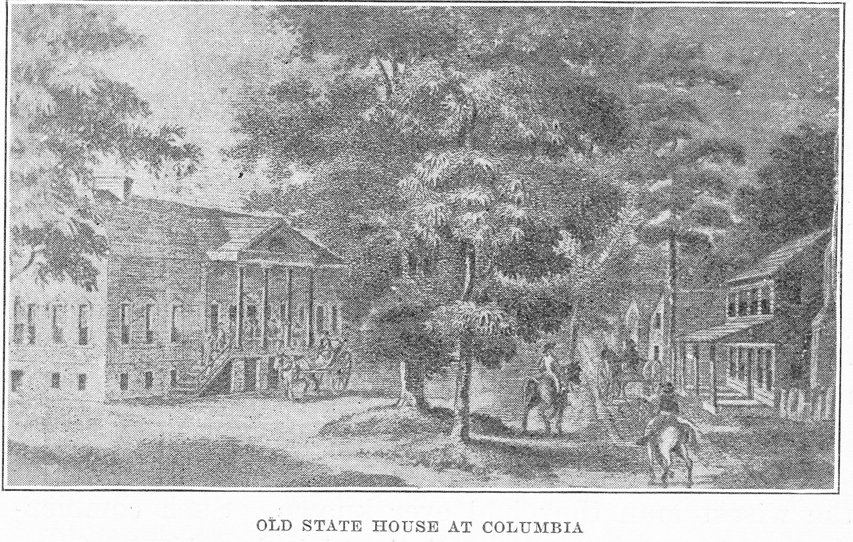 4, 1790 - Legislature meets in Columbia for 1st time | The Sumter Item