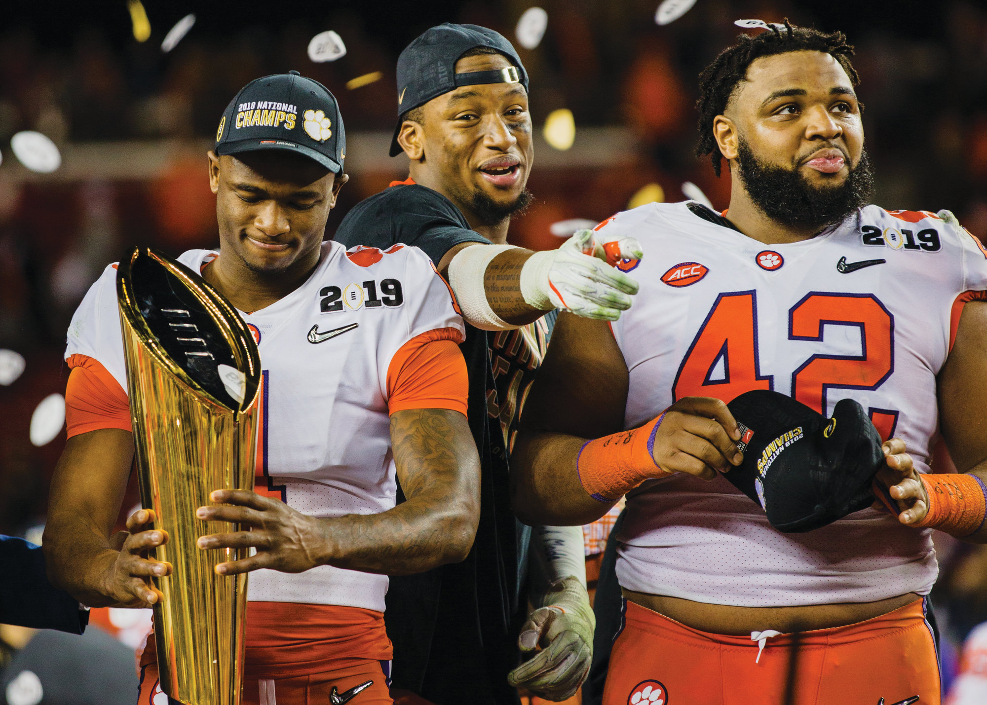 Clemson's Trayvon