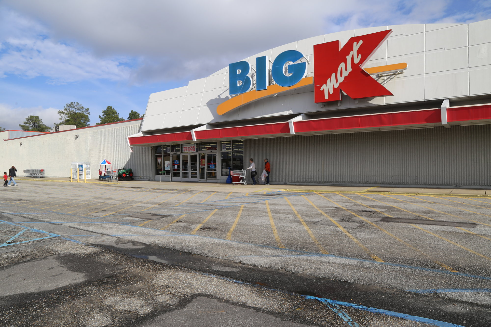 SUMTER ITEM FILE PHOTO Sears Holdings Corp. announced Dec. 27 that Sumter's Kmart, 1143 Broad St., is slated for closure by late March. More will be known on the future of the location after bankruptcy court proceedings for Sears are complete, according to local commercial broker Jay Davis.