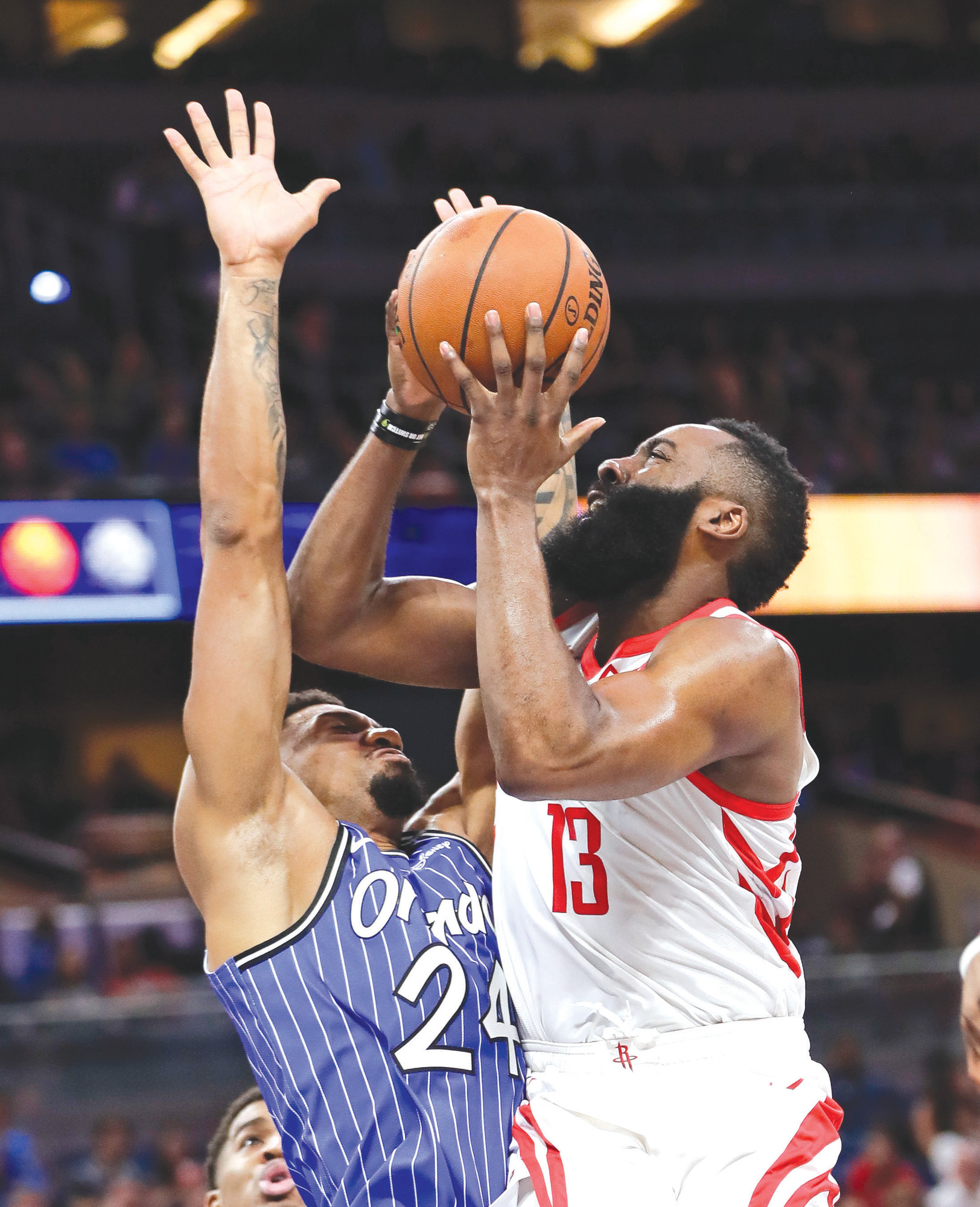 James Harden Records 2019: Sweet, Unsweet 16 For Harden On A Wild Night In Orlando