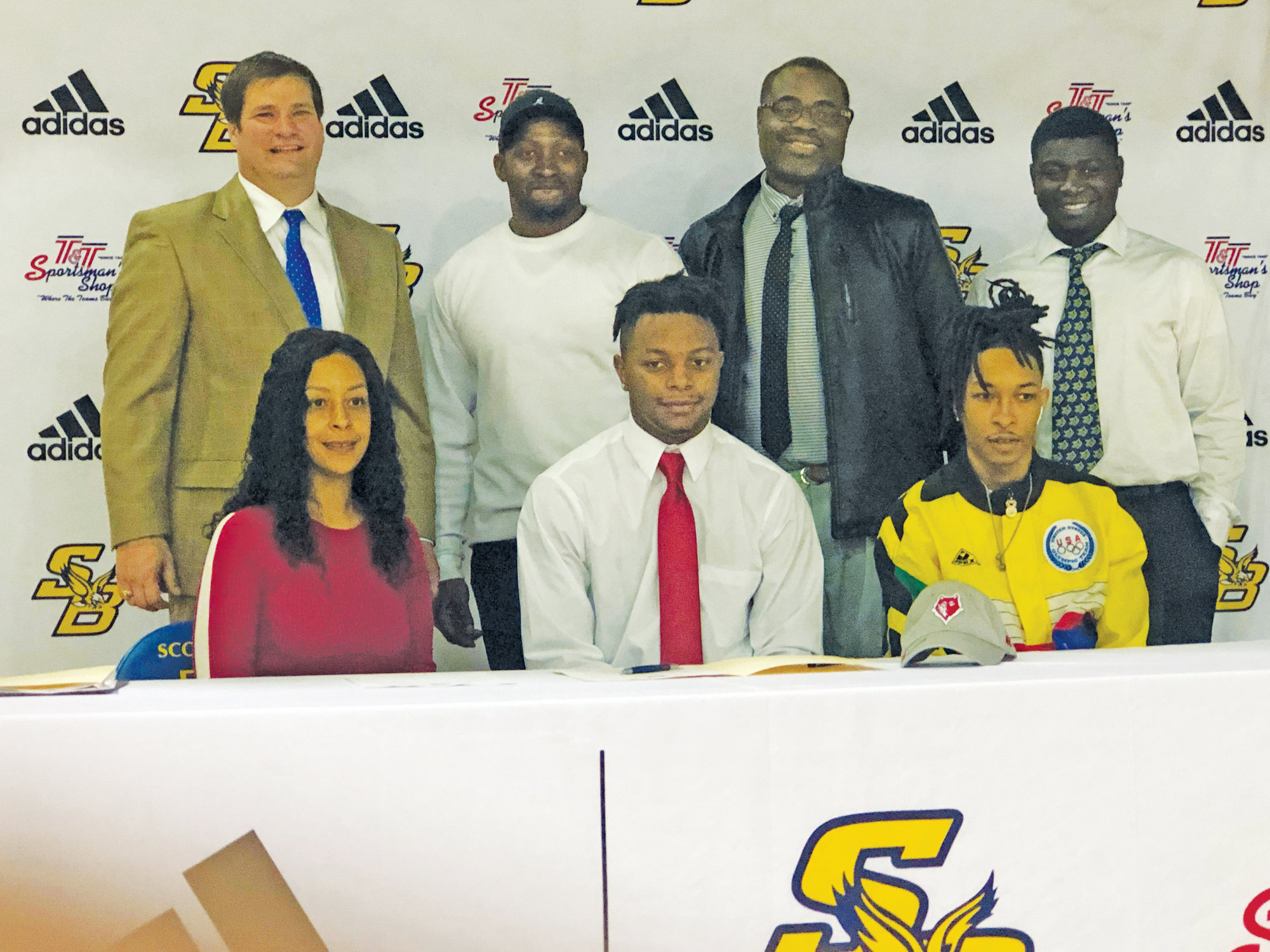 best website 52a78 b0d2e Scott's Branch's Swaringer signs with Newberry | The Sumter Item