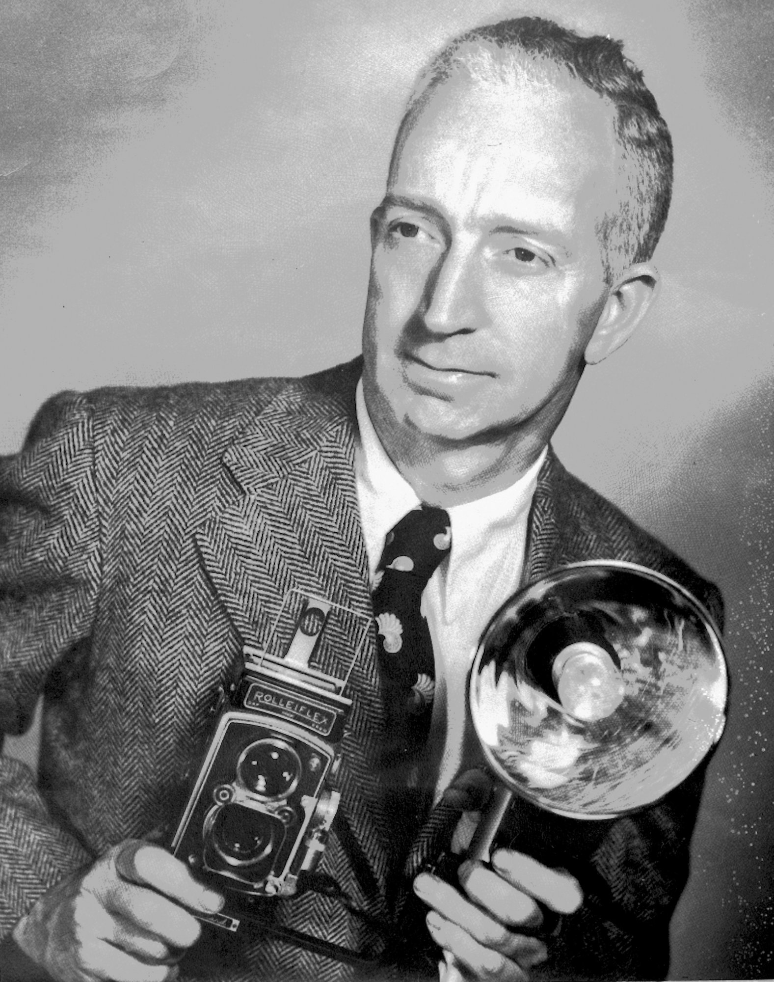 Heyward Crowson joined the Sumter Daily Item in 1942 and took prize-winning photographs for the newspaper during his career.