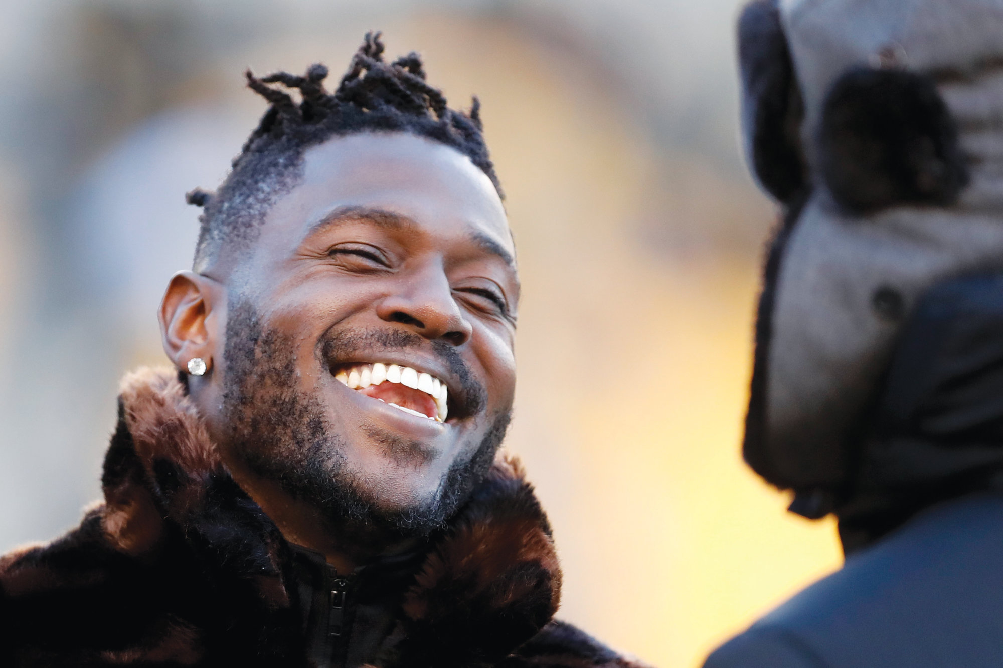 f1eb060490a Steelers won't tag Bell; will explore trade for Brown. In this photo from  Dec. 30, 2018, Pittsburgh Steelers wide receiver Antonio Brown