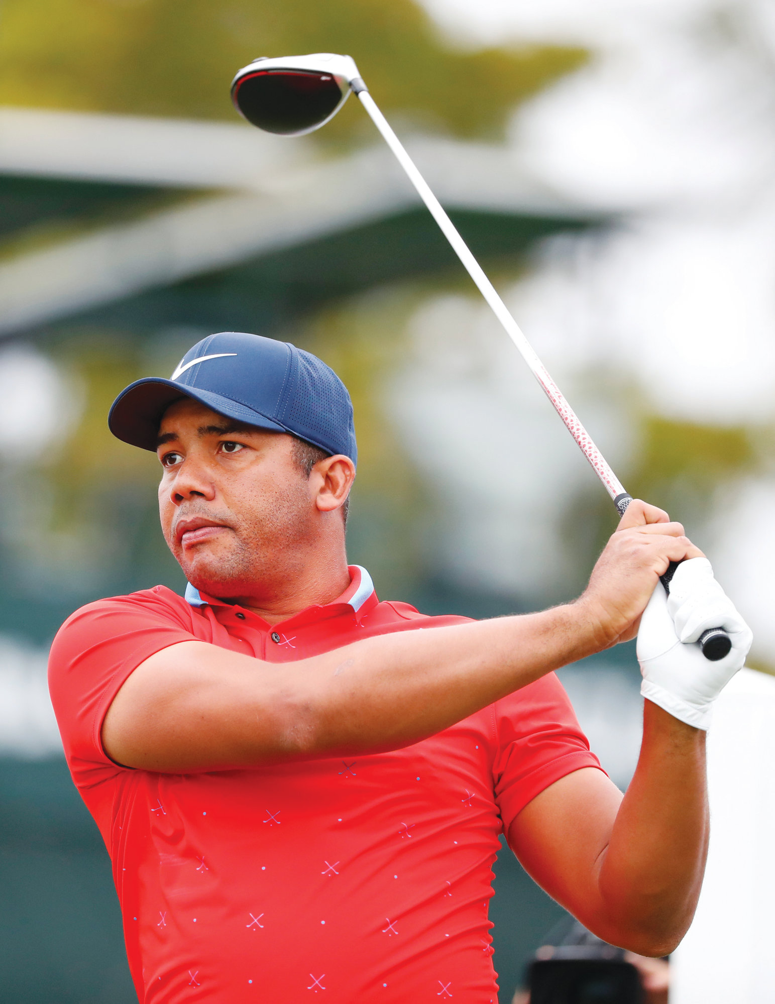 Vegas leads as big names steer clear of Honda Classic