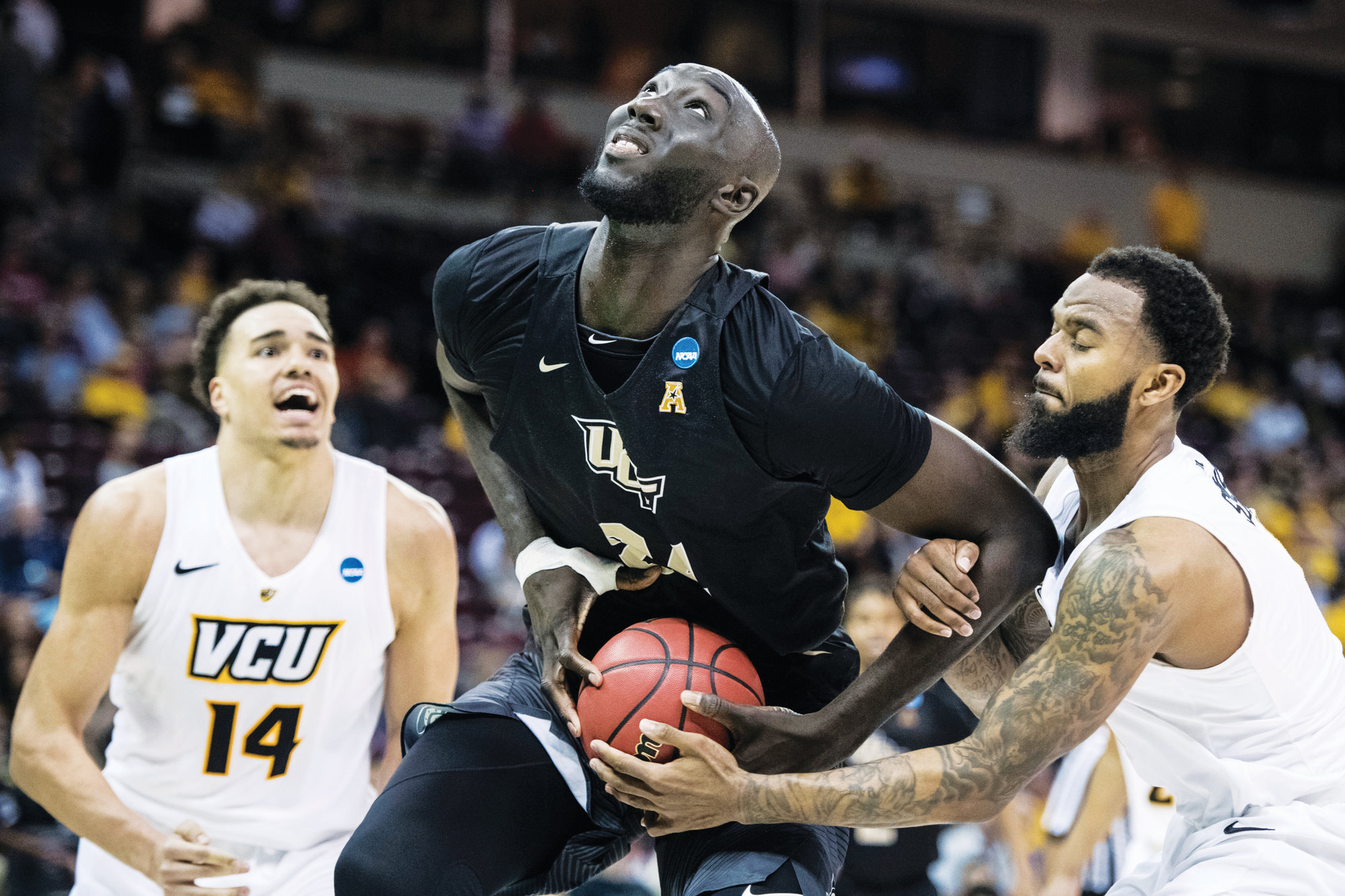 UCF Knights vs VCU Rams: Predictions, Odds and Roster Notes
