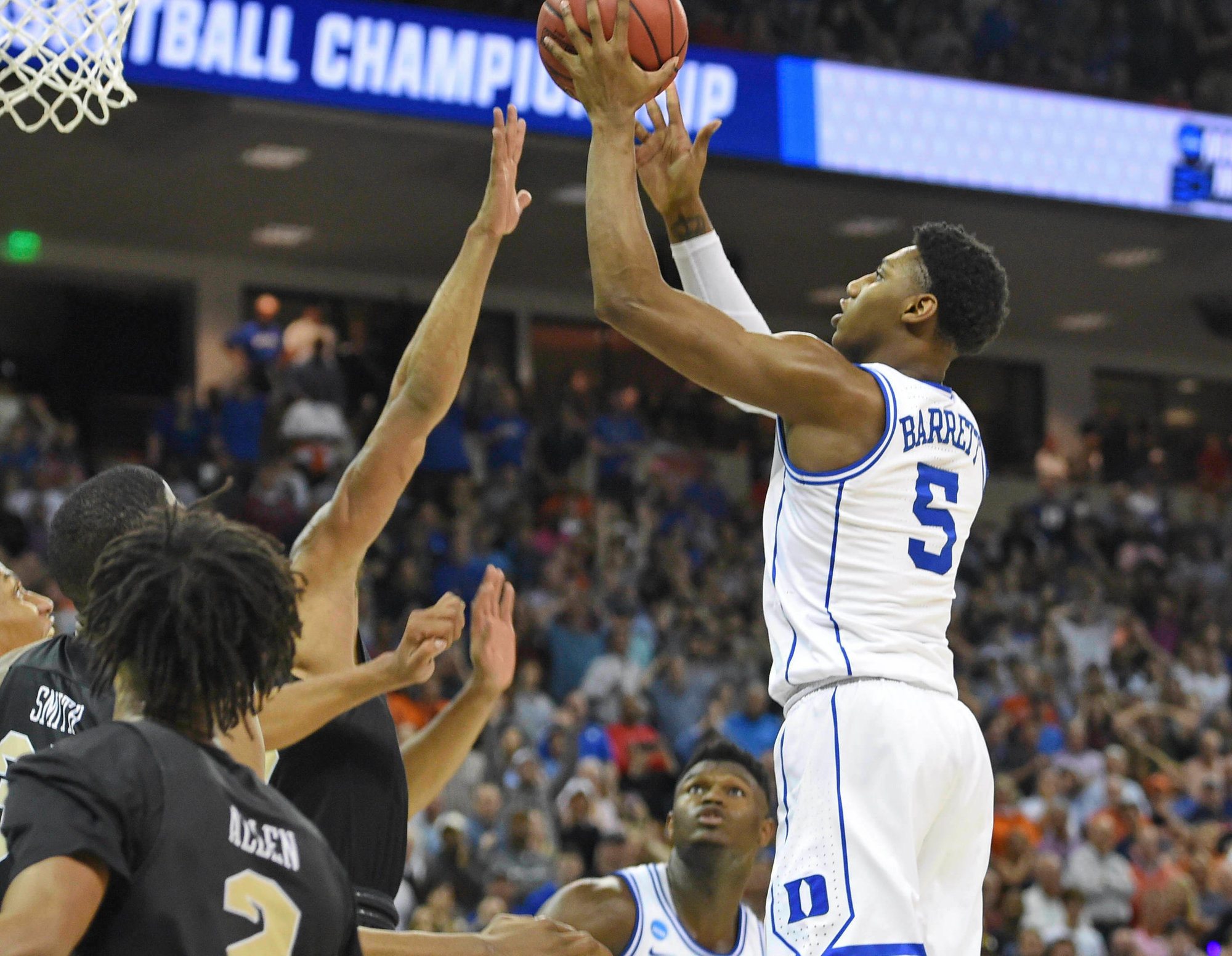 bce5f57c291 Duke survives upset bid from UCF