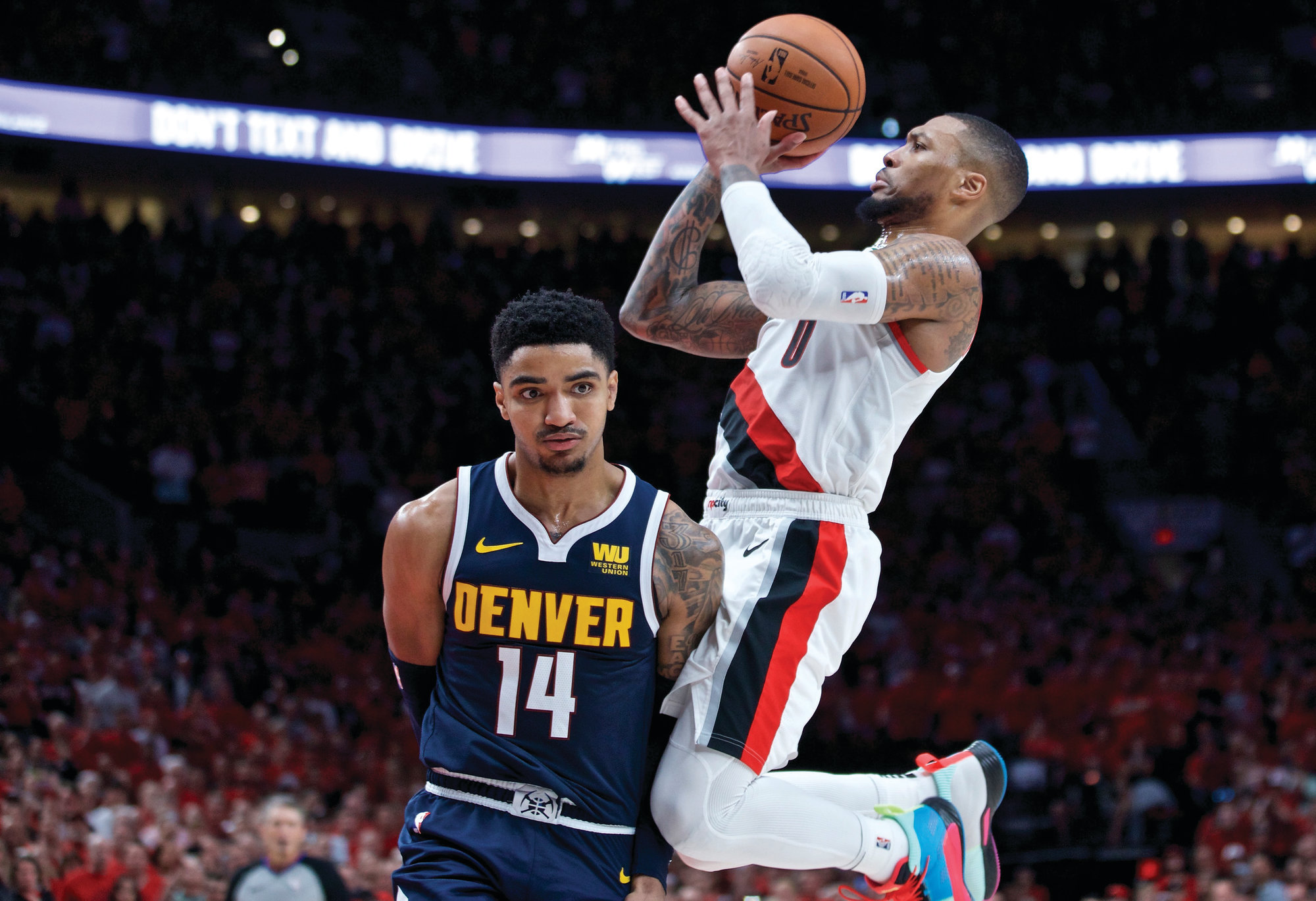 Nuggets Blazers Raptors 76ers Are 2 Big Swing Games Tonight The Sumter Item