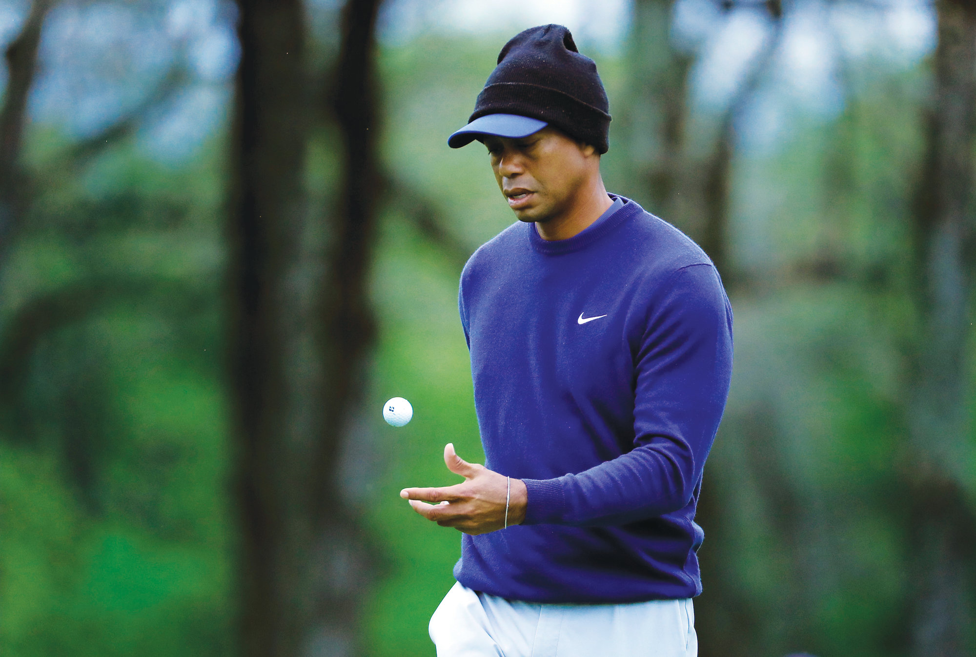 Tiger Woods will be going for his second straight major title when the PGA Championship begins on Thursday in Farmingdale, New York. Woods won The Masters last month.