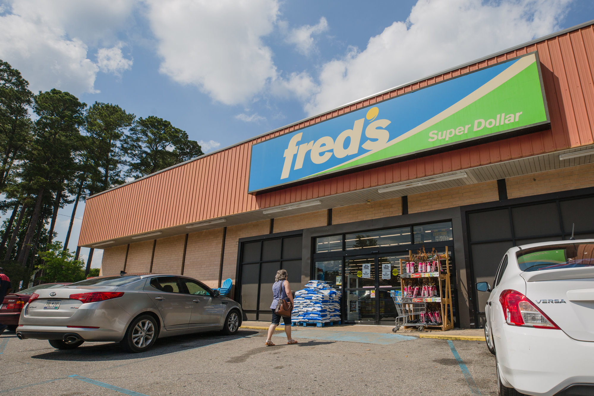 Fred's at 209 Broad St., Sumter, will close in June.