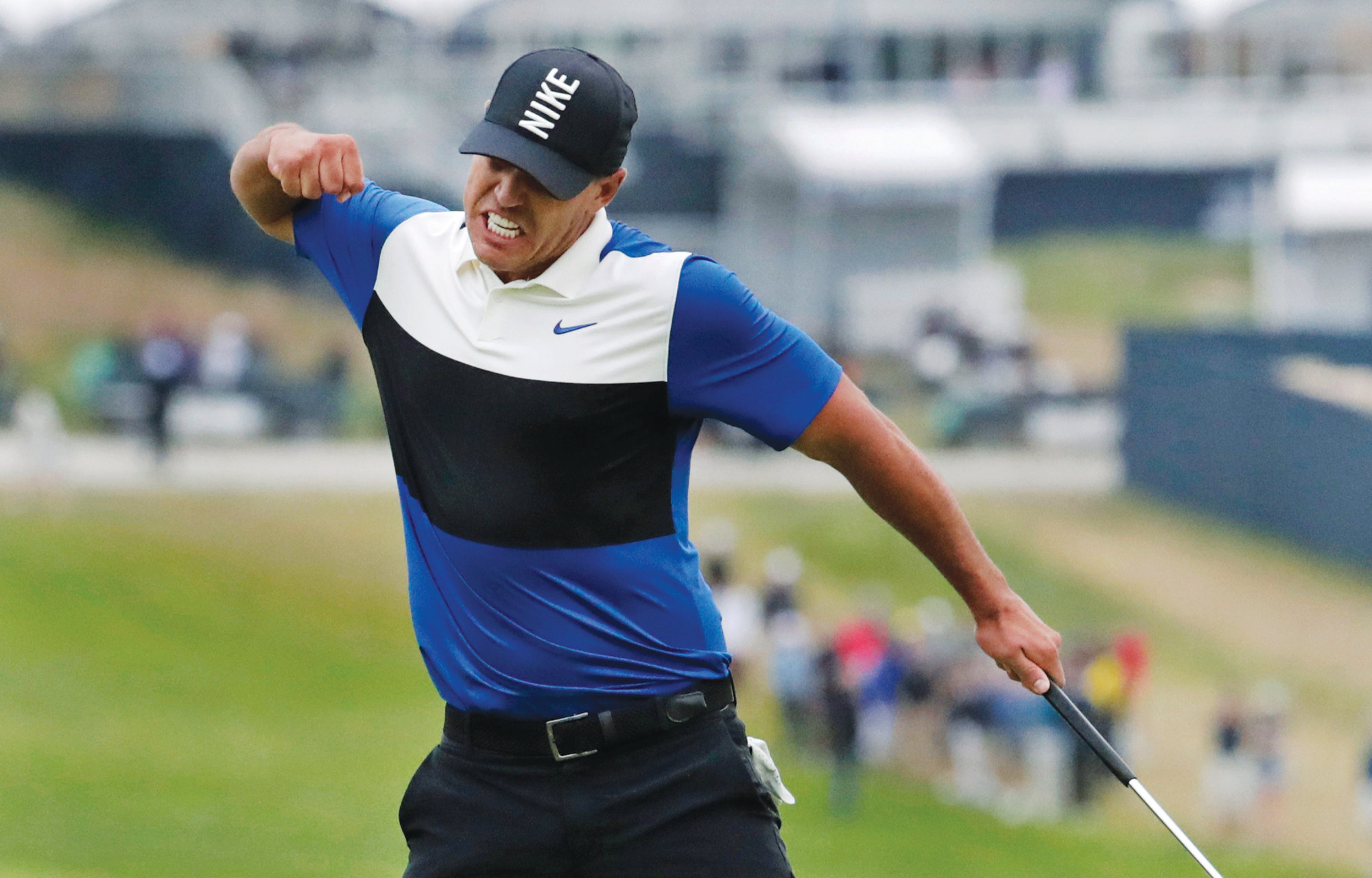 Brooks Koepka sets new major target after fourth title