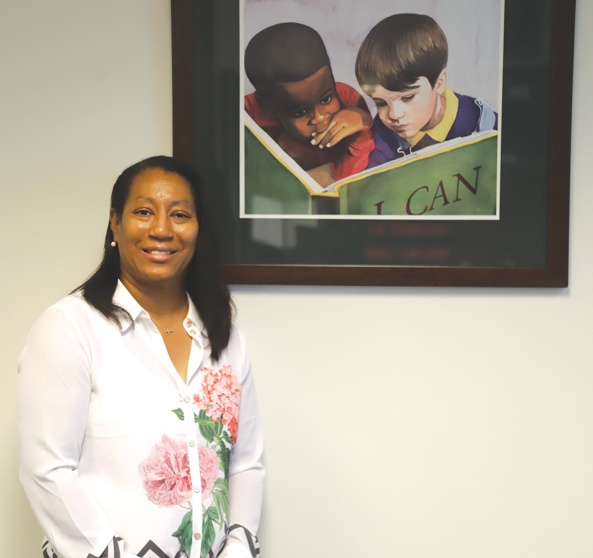 Penelope Martin-Knox started as Sumter School District superintendent on July 1.