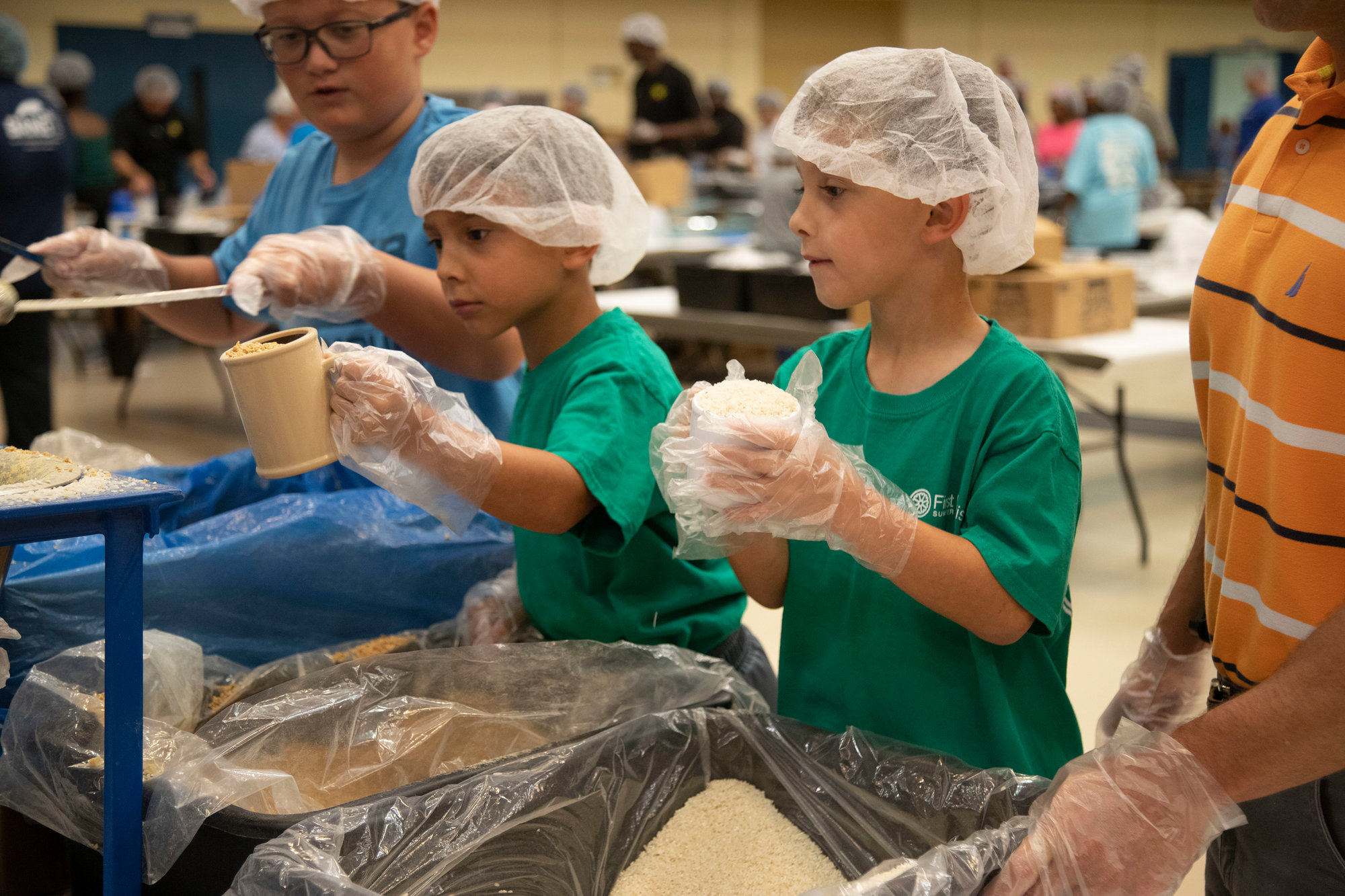 Sumter's Feed My Starving Children expands packing days, raises goal