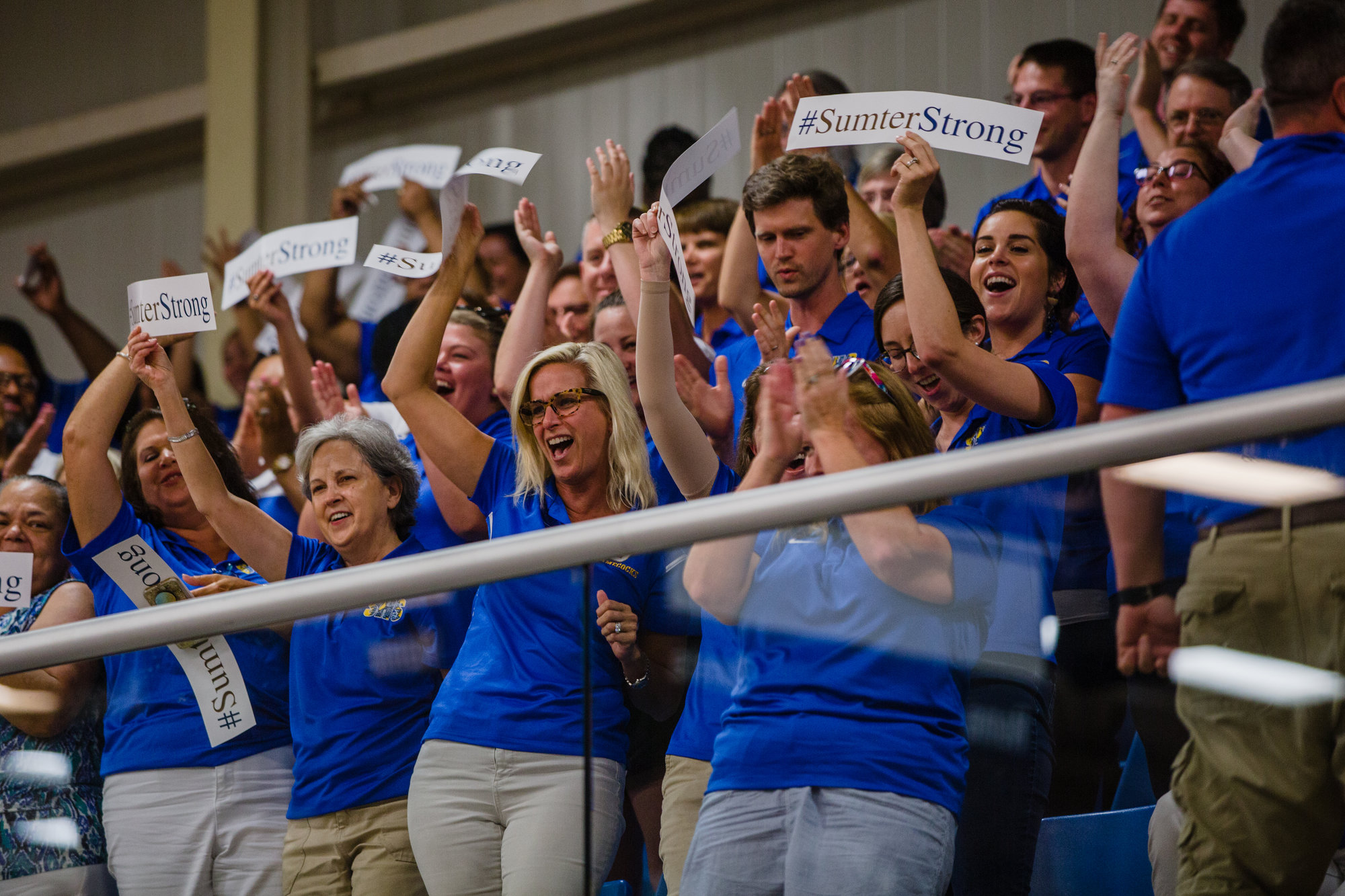 PHOTOS BY MICAH GREEN / THE SUMTER ITEM